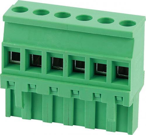 Pluggable screw terminal blocks 2EGTKA-5.08-12P-14-00AH