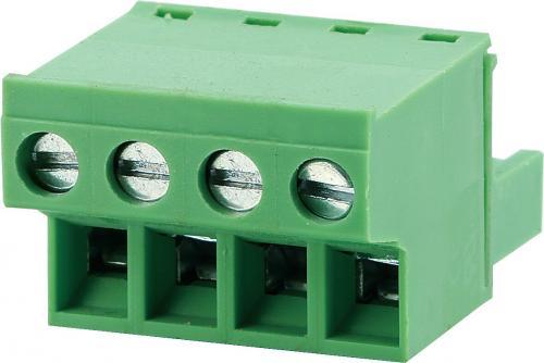 Pluggable screw terminal blocks 2EGTKC-5.08-04P-14-00AH