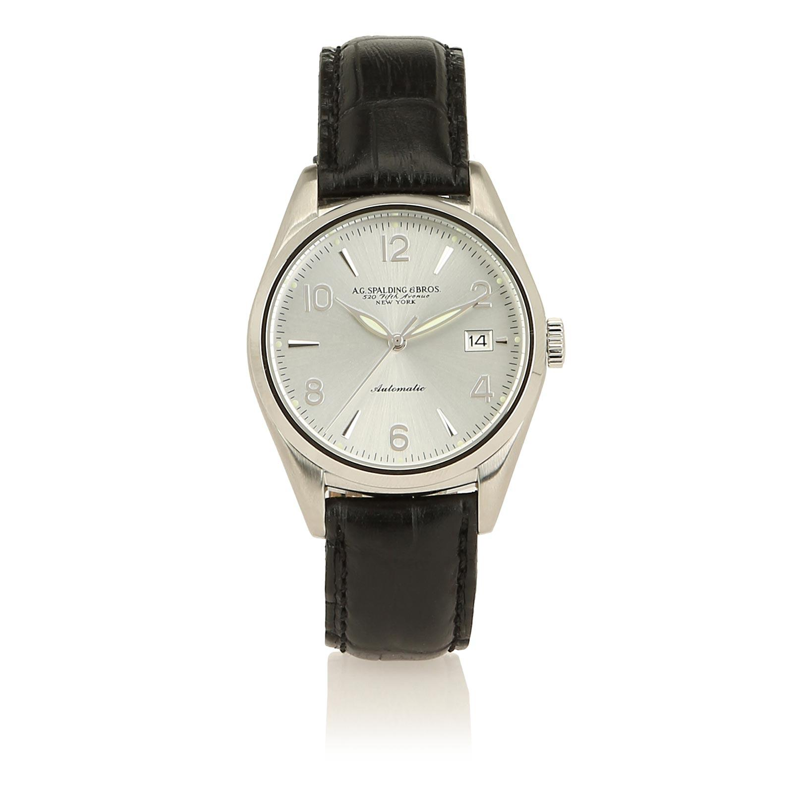 New Prince Automatic SILVER