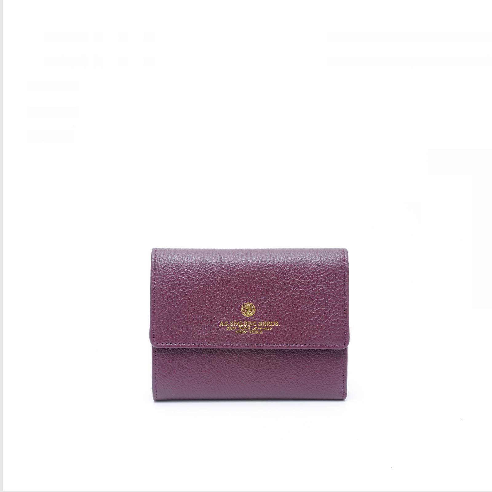 Small Continental Portafoglio Donna Tiffany BORDEAUX