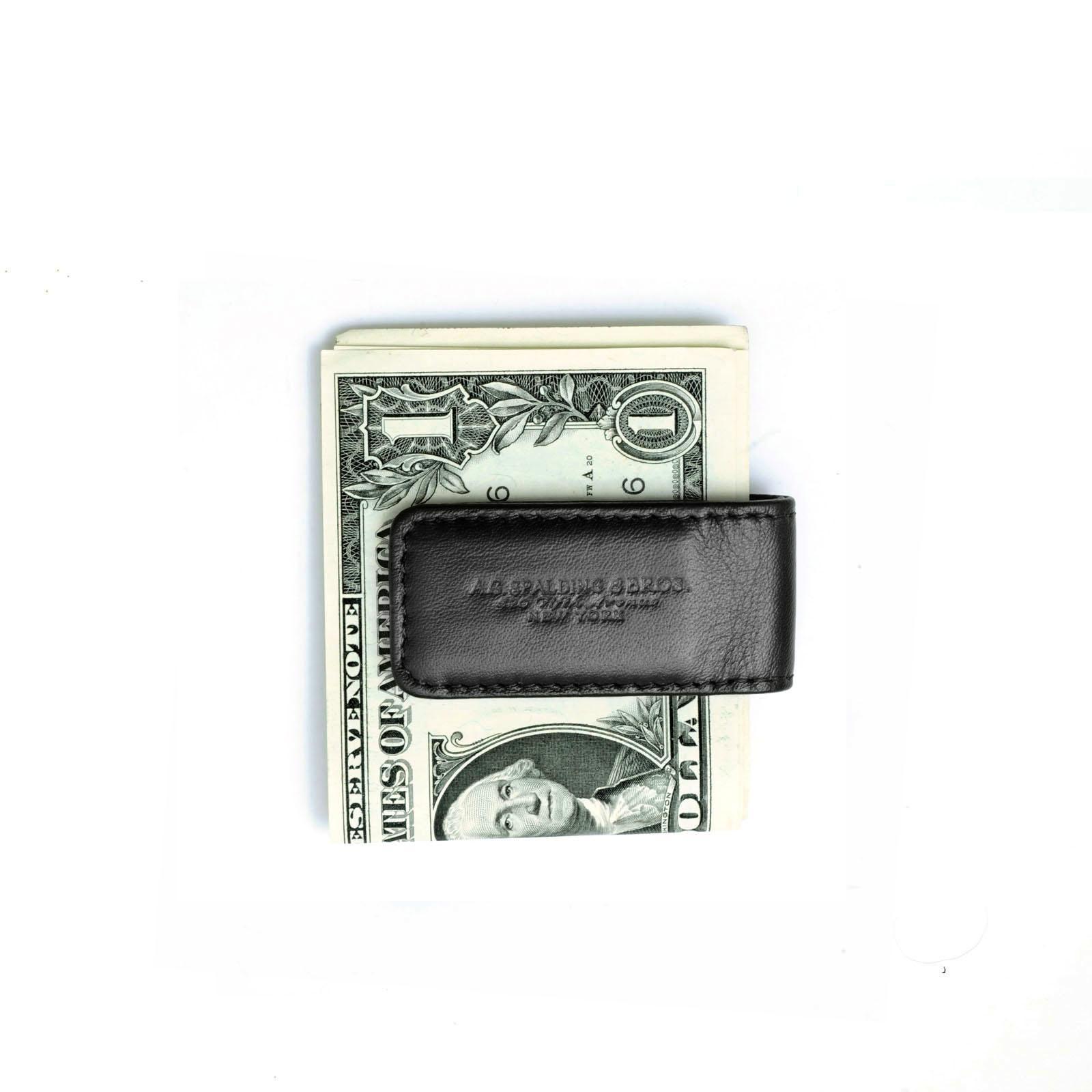New York Clip De L'argent NOIR