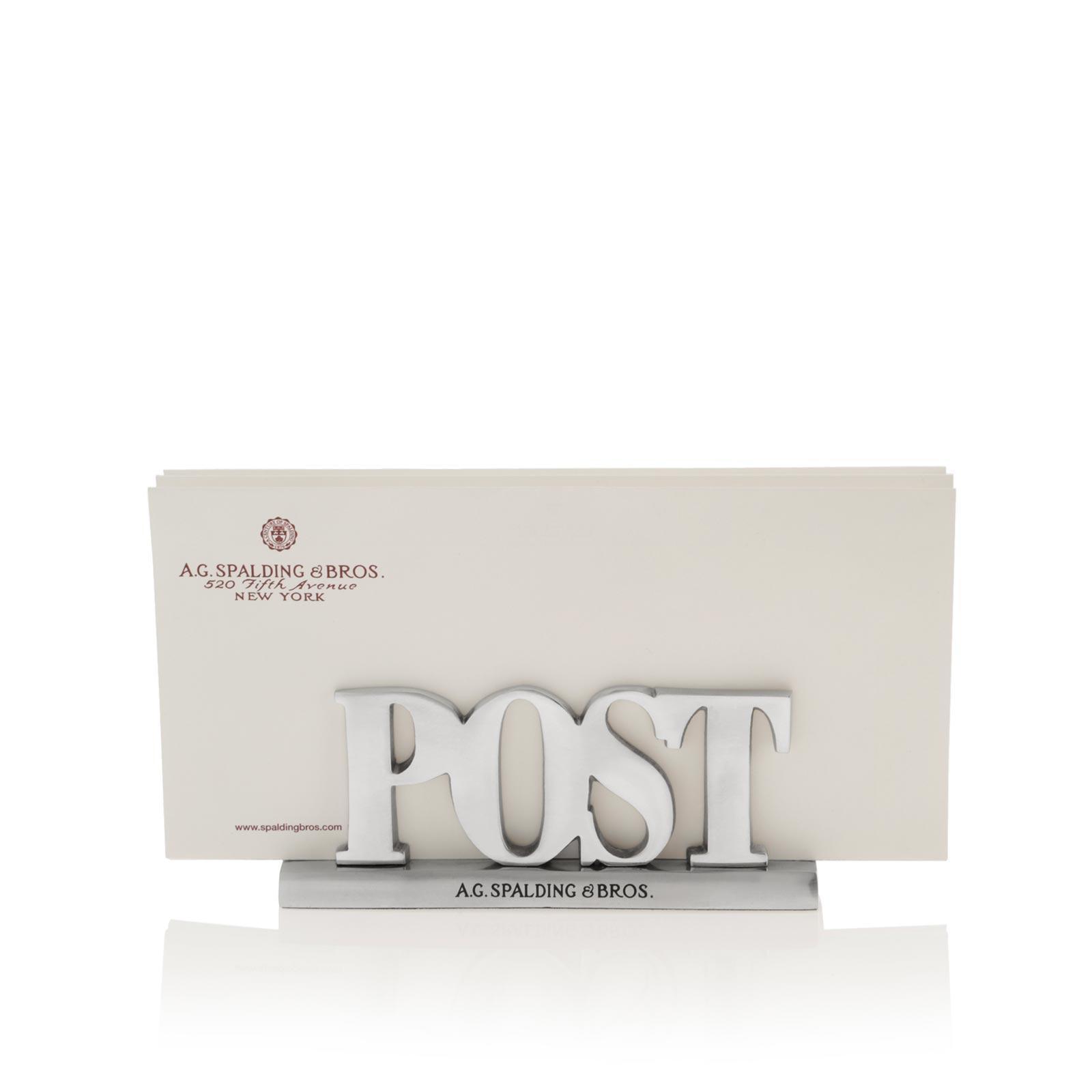 Post Porta Lettere Alluminio
