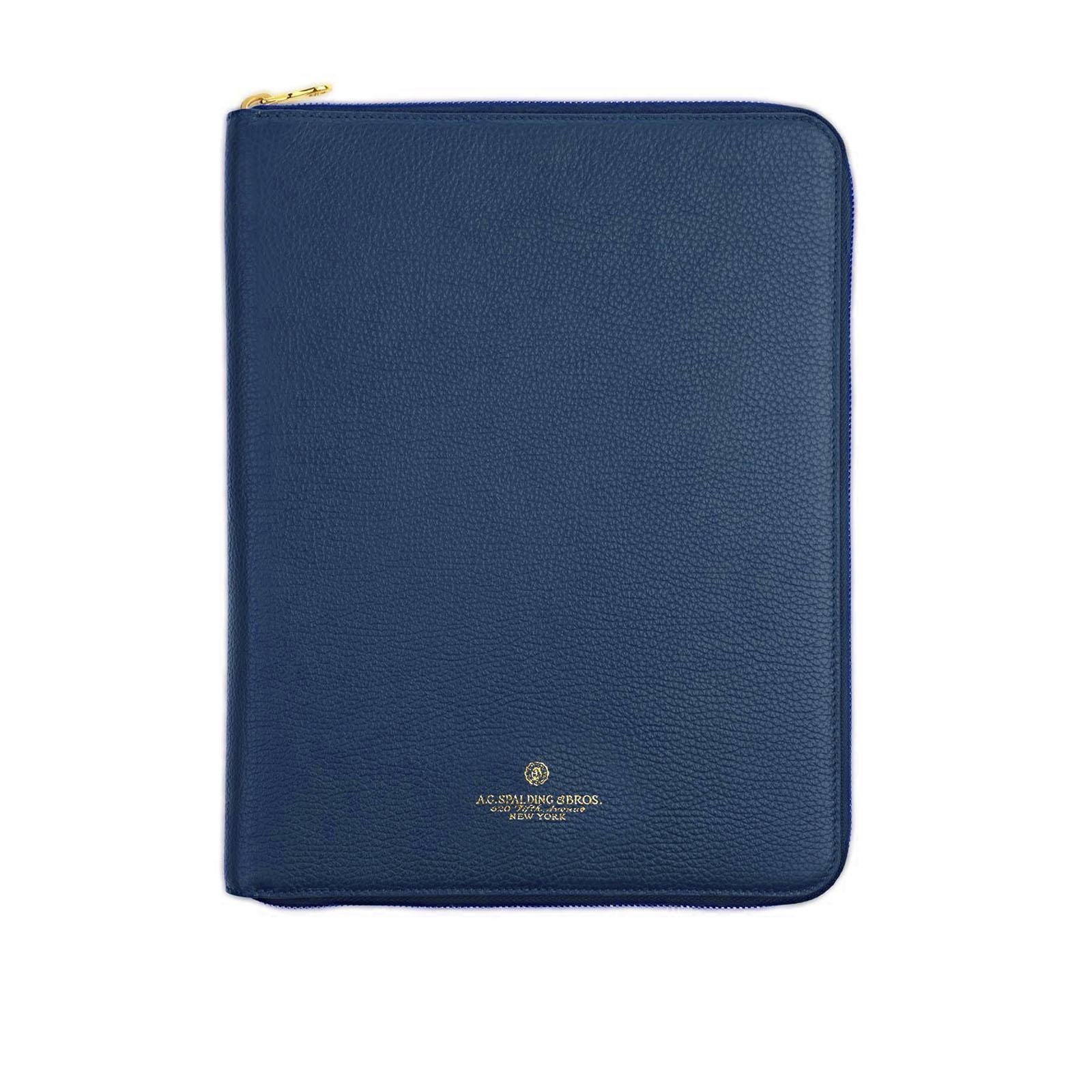 Porta Blocco Tiffany Blu