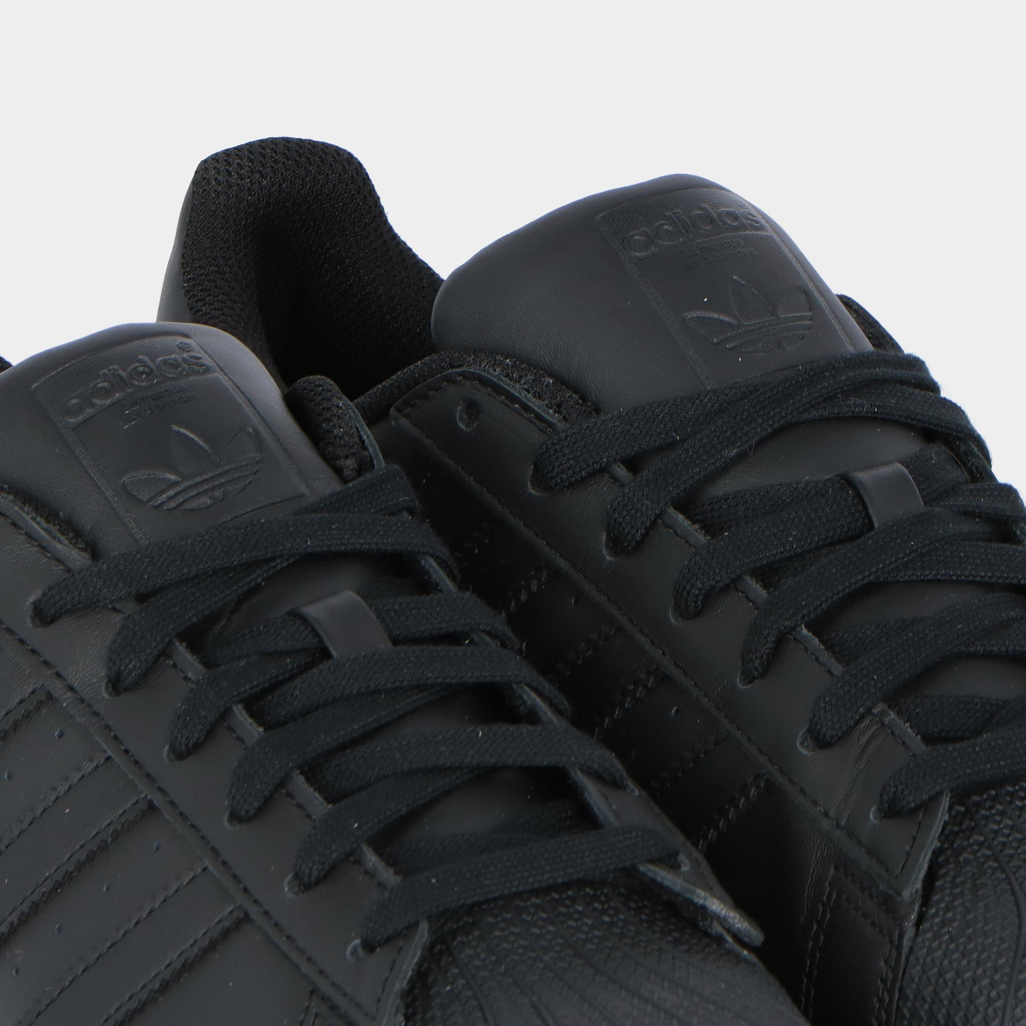 Adidas Superstar Black black