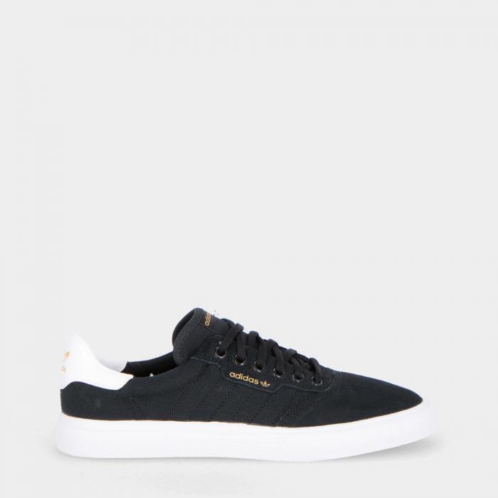 adidas basse black white