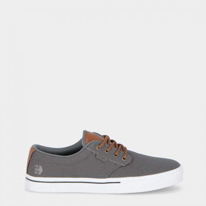 etnies scarpe skate grey/brown