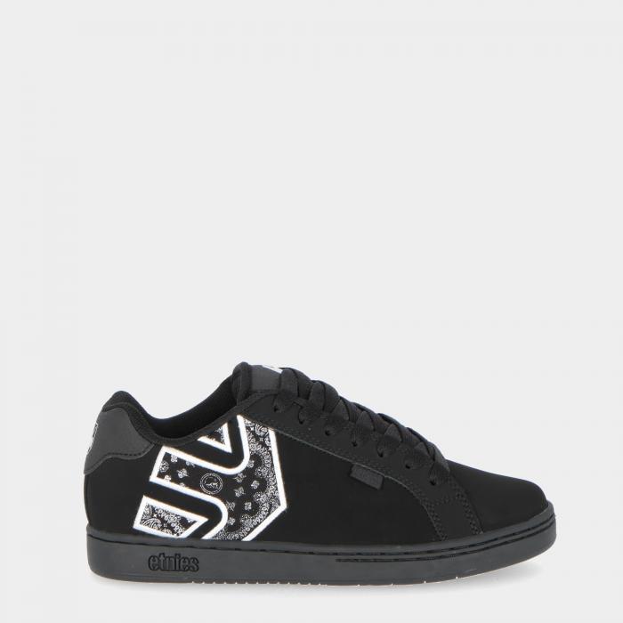 etnies scarpe skate black/white/bla