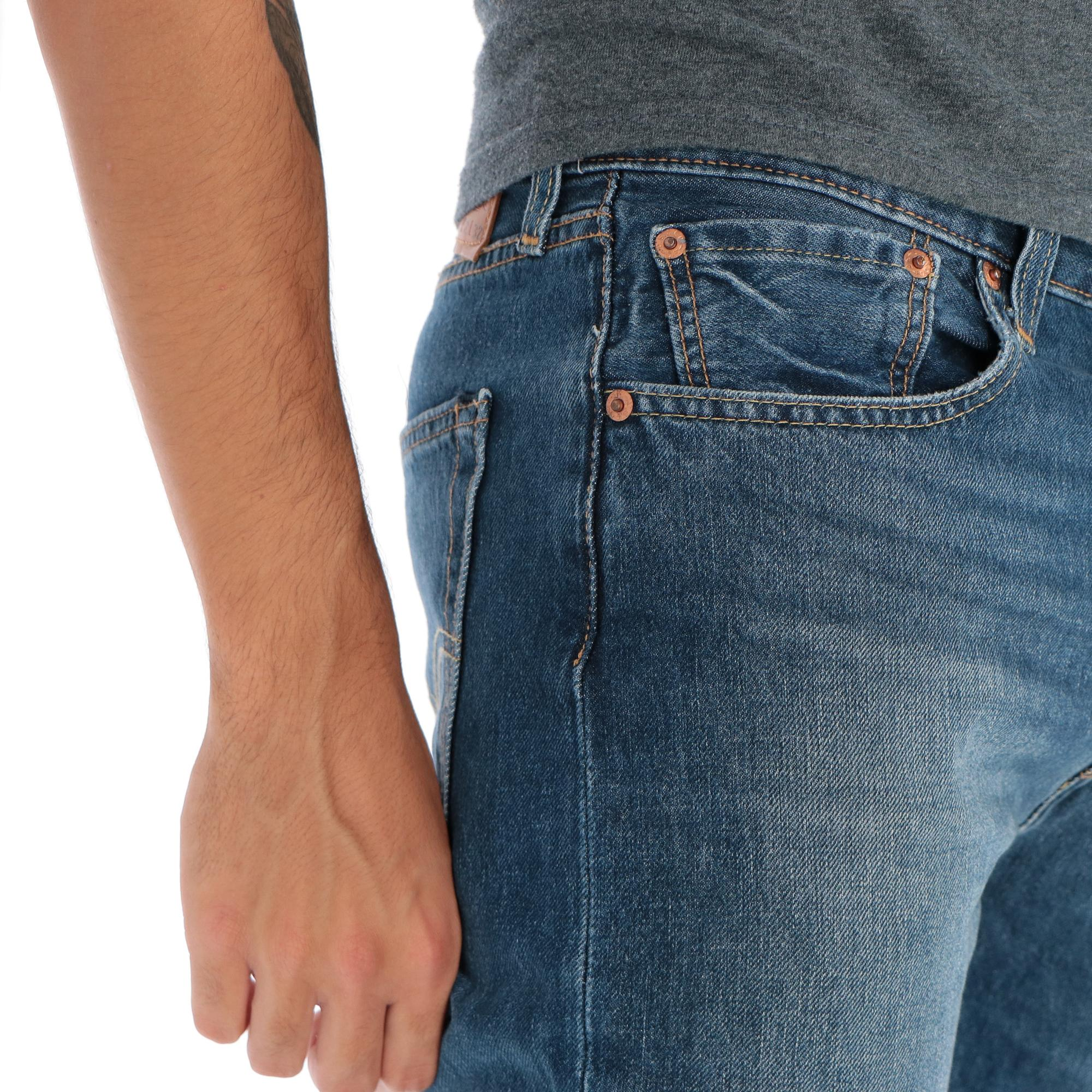 Levi's 501® Skinny Bubbles Jeans MED INDIGO