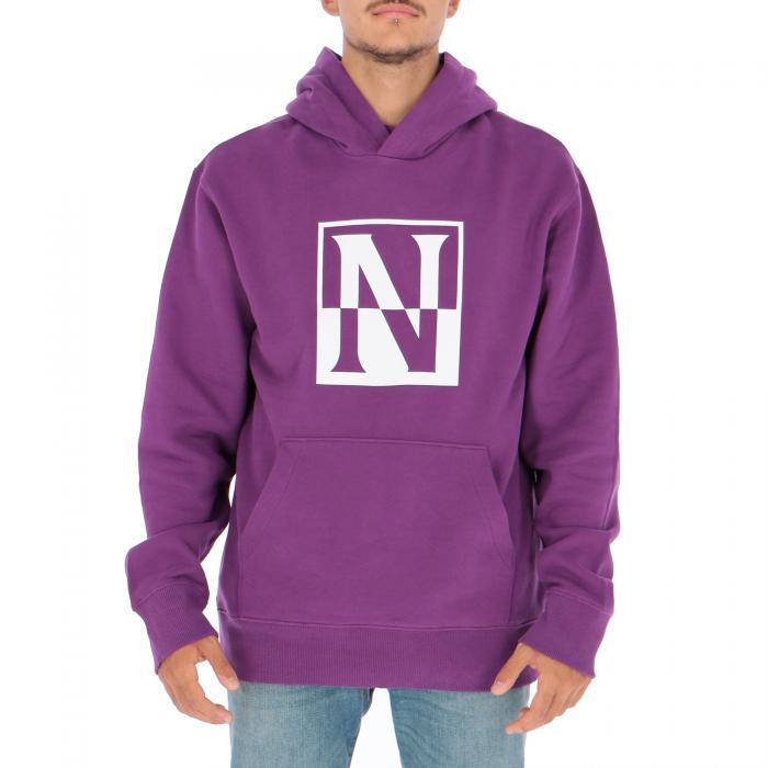 napapijri felpe mid purple