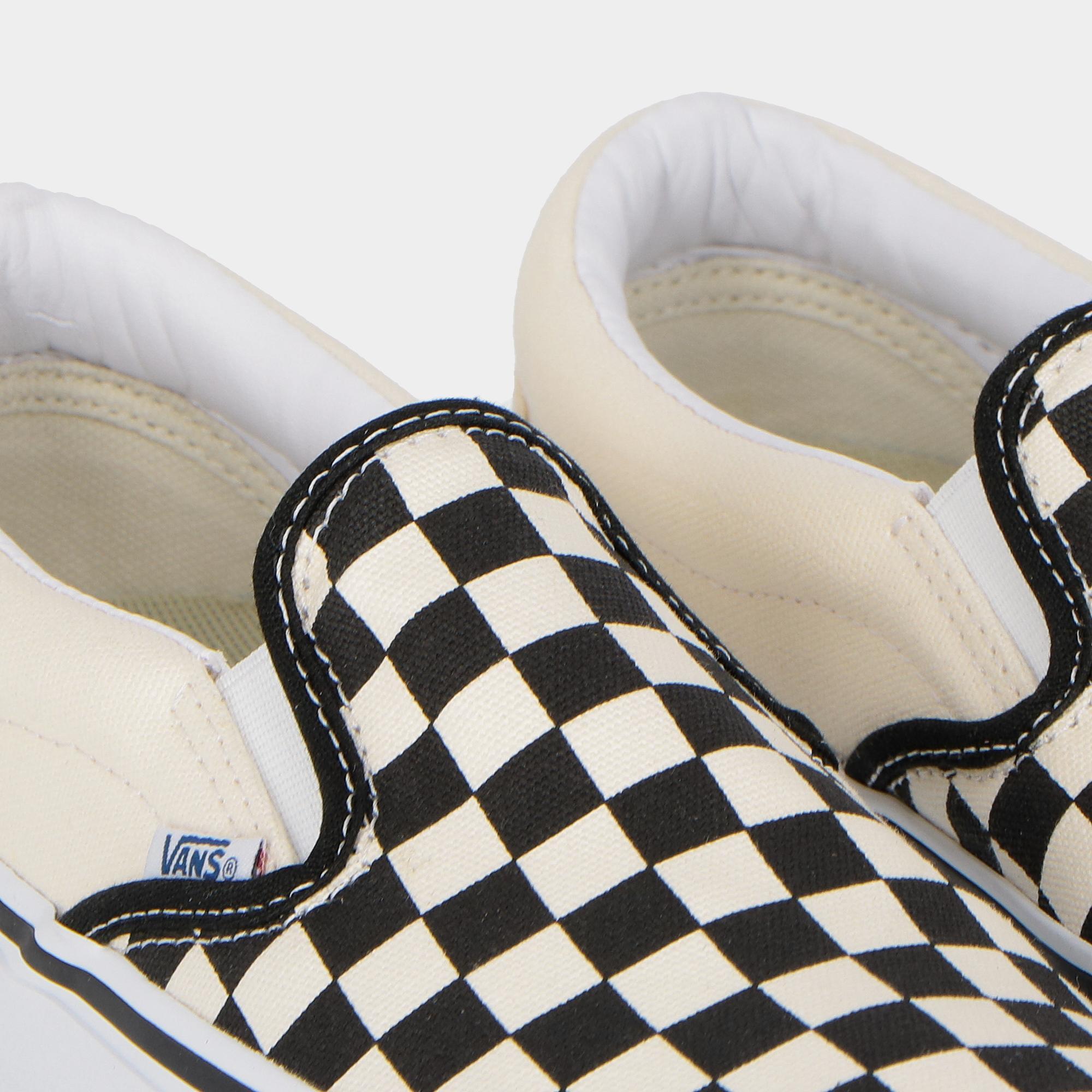 Vans Slip On Pro Checkrboard