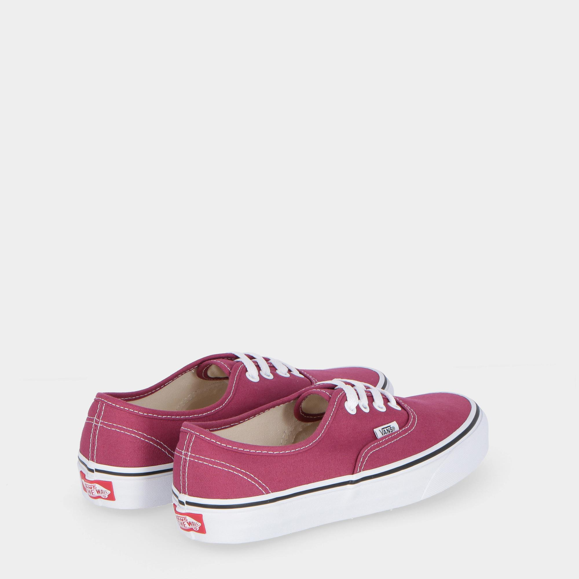 f17e10cbe3ef Vans Color Theory Authentic Dry Rose