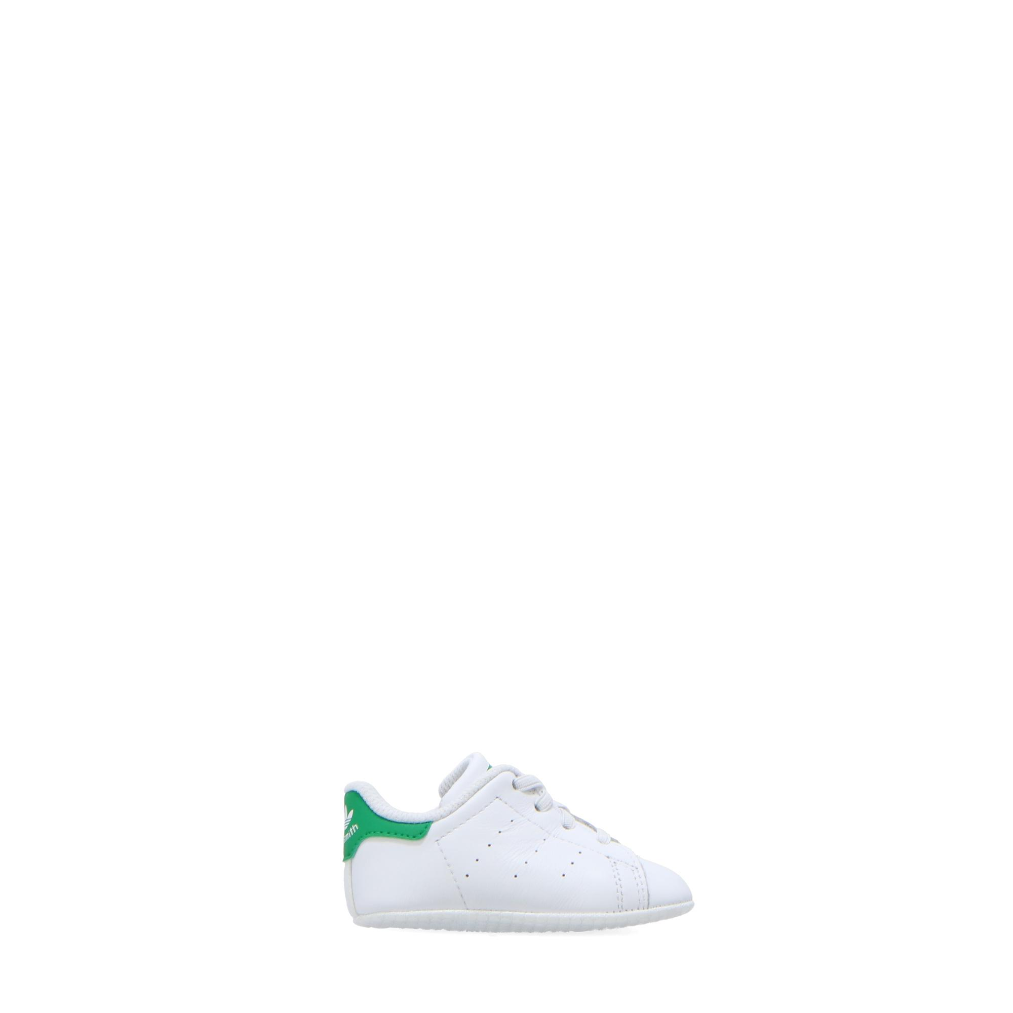 Adidas Stan Smith Crib - Kids<br/> White white green