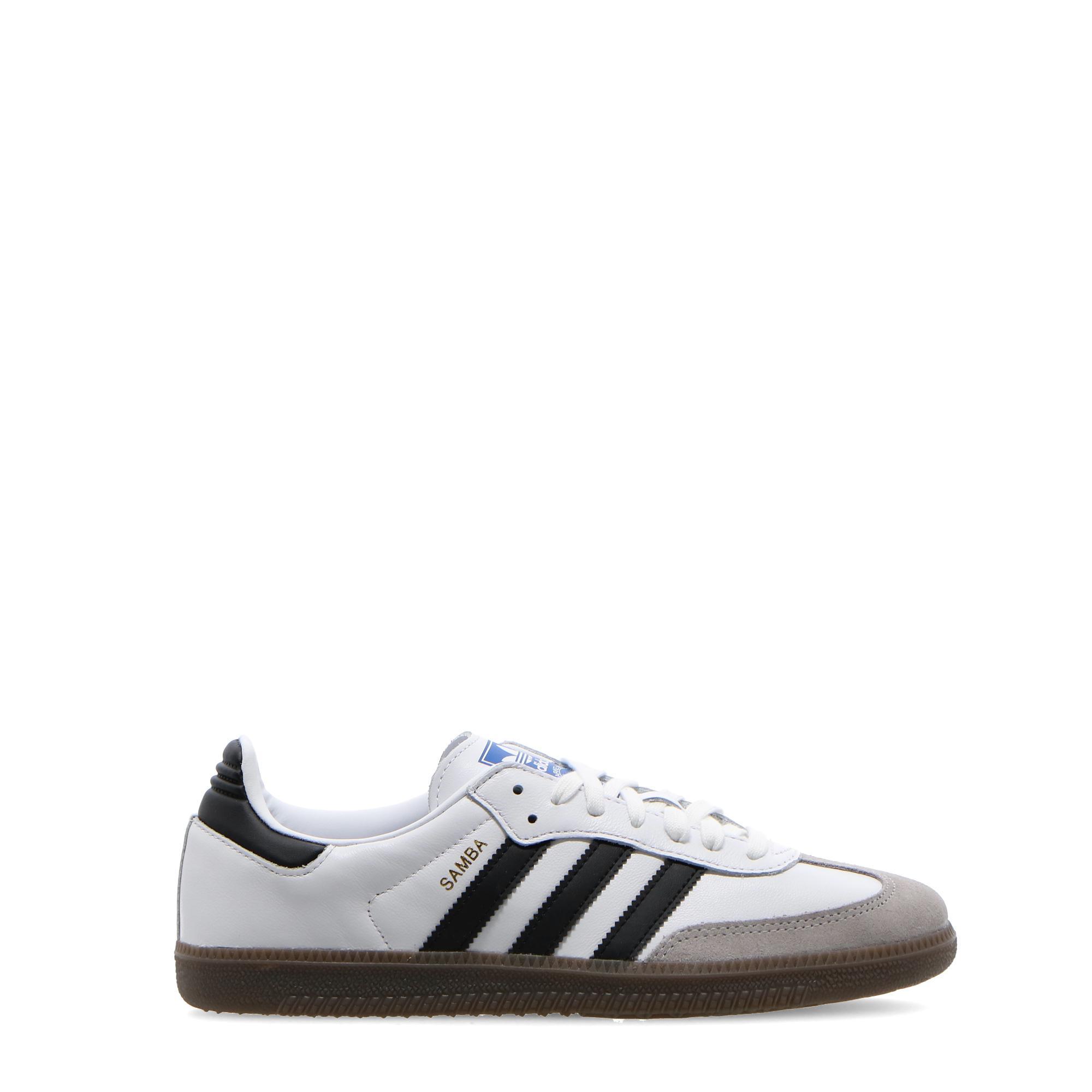 Adidas Samba Og White black granite