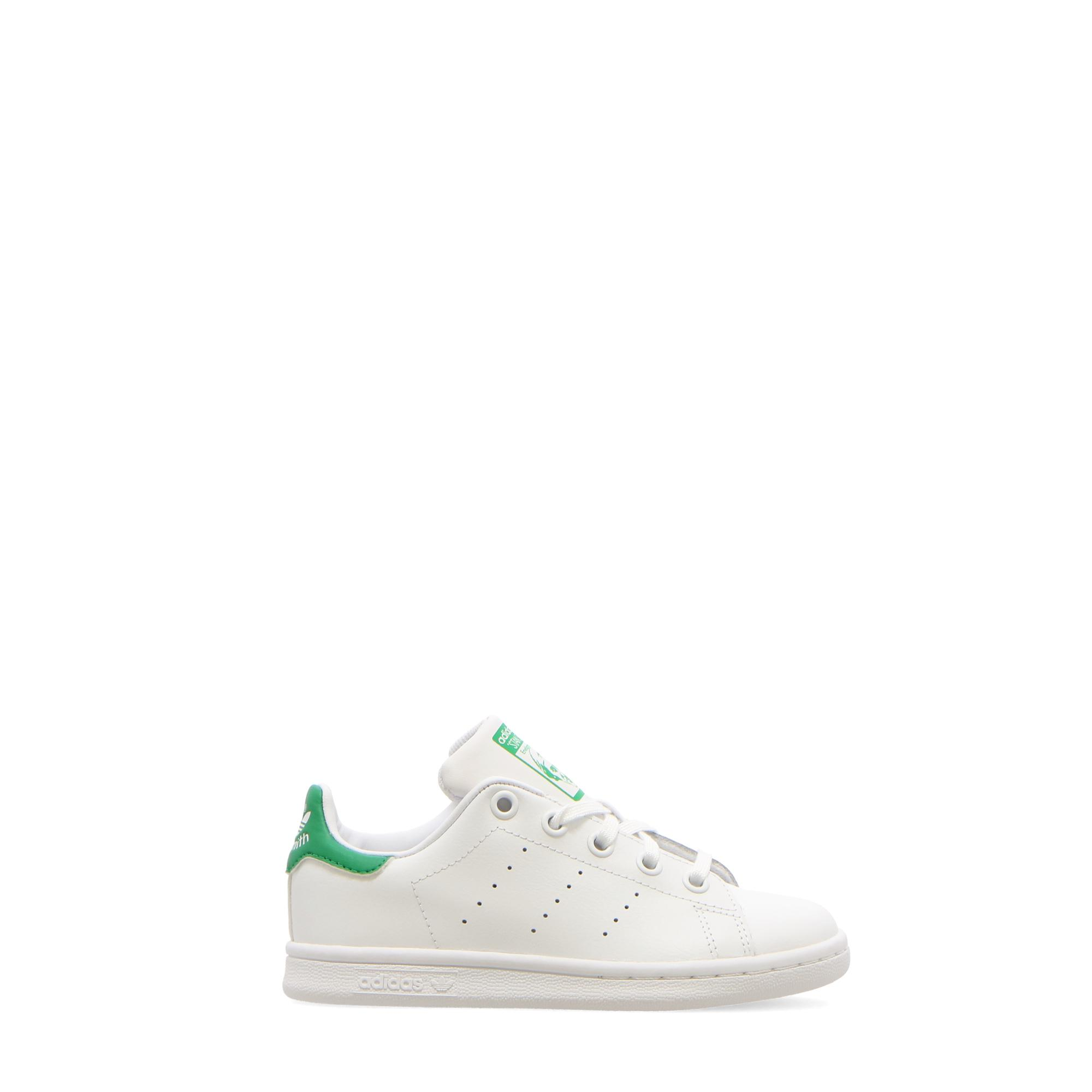 Adidas Stan Smith C White white green