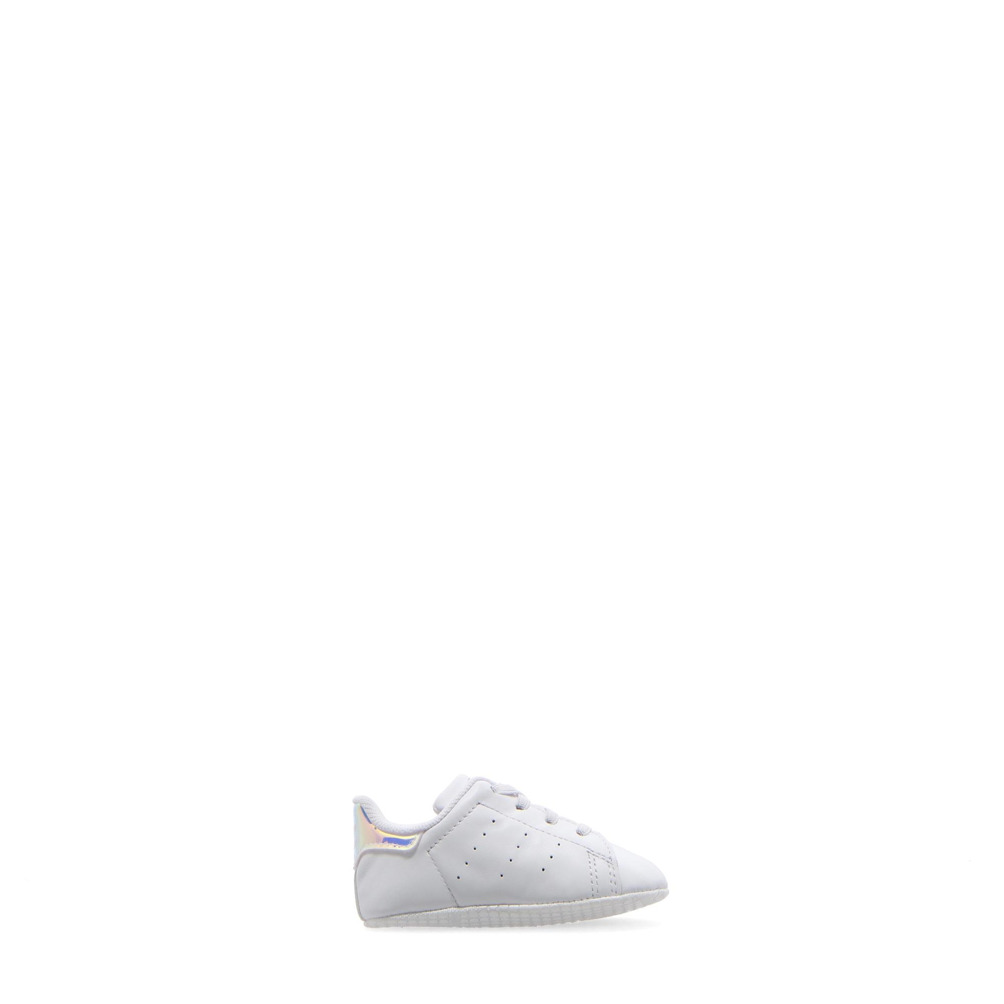 Adidas Stan Smith Crib White white silver