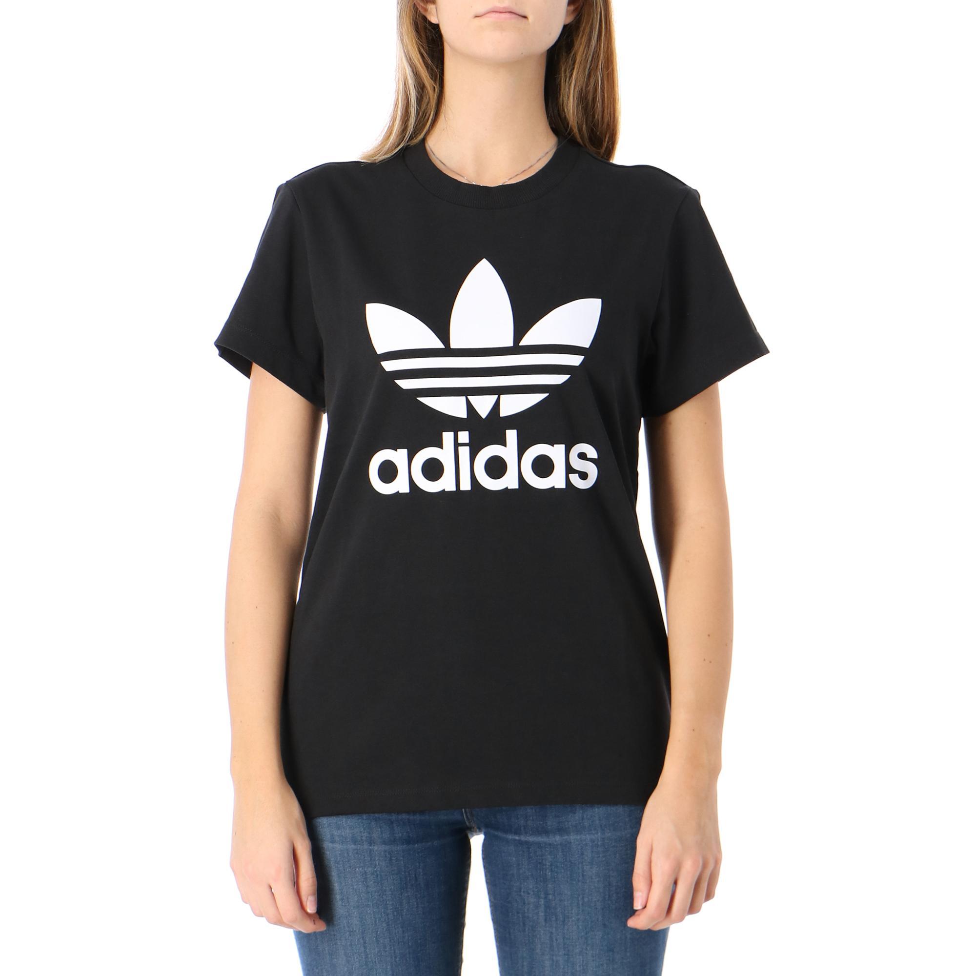 Adidas Boyfriend Tee Black