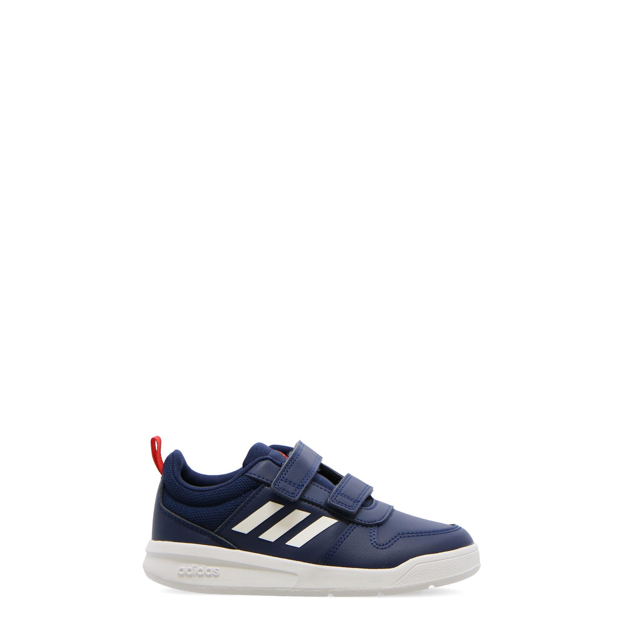 Adidas Tensaur C Dark blue white active red