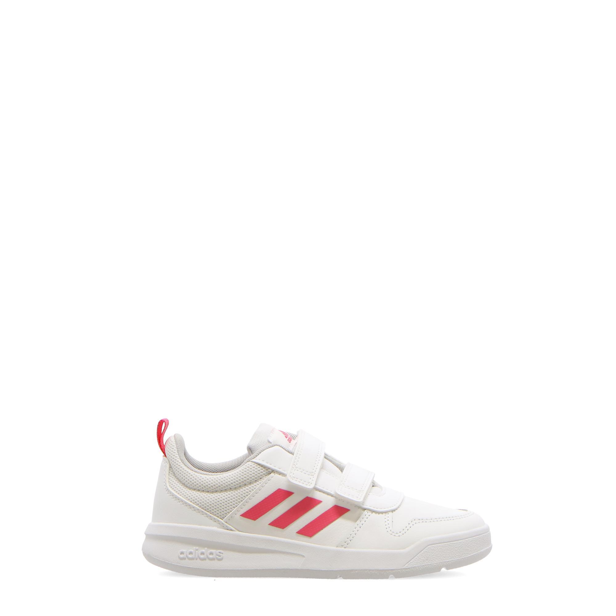 Adidas Tensaur C White real pink white