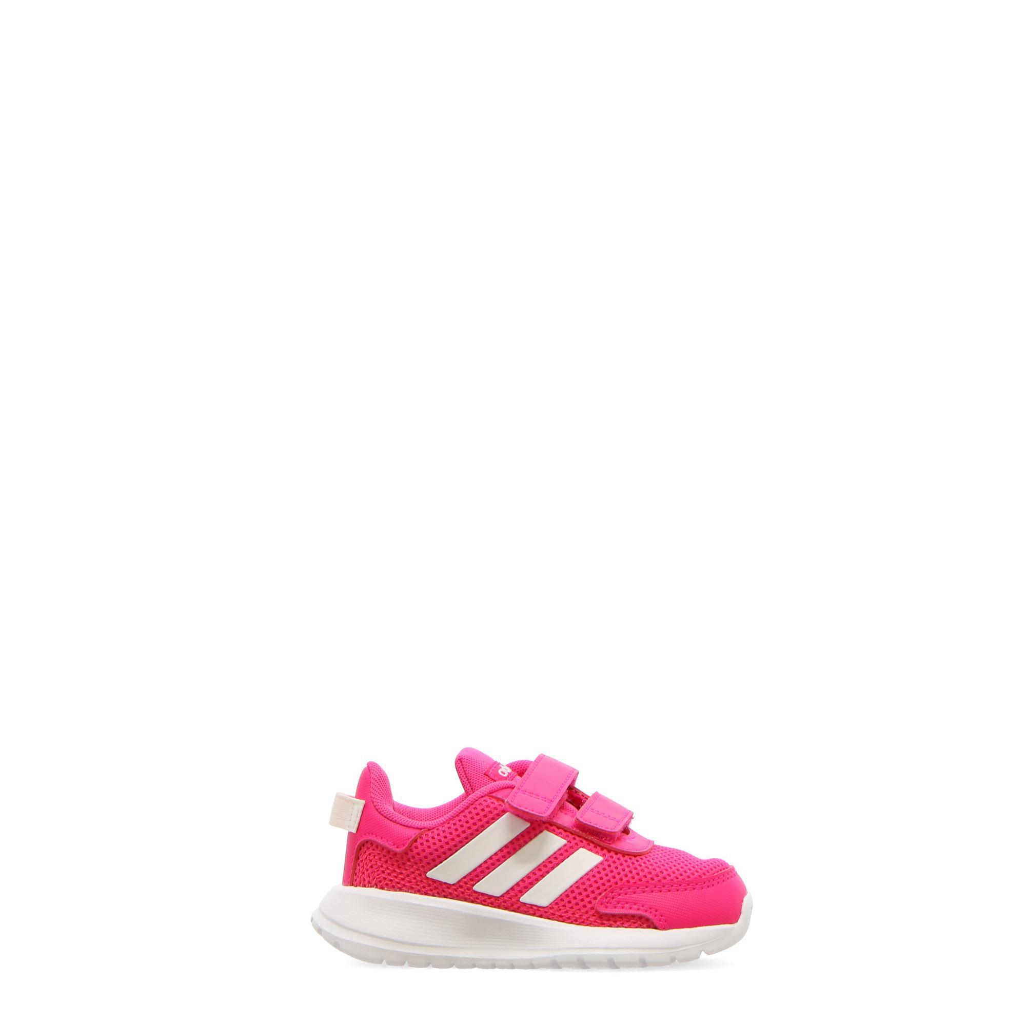 Adidas Tensaur Run I Shock pink white shock red