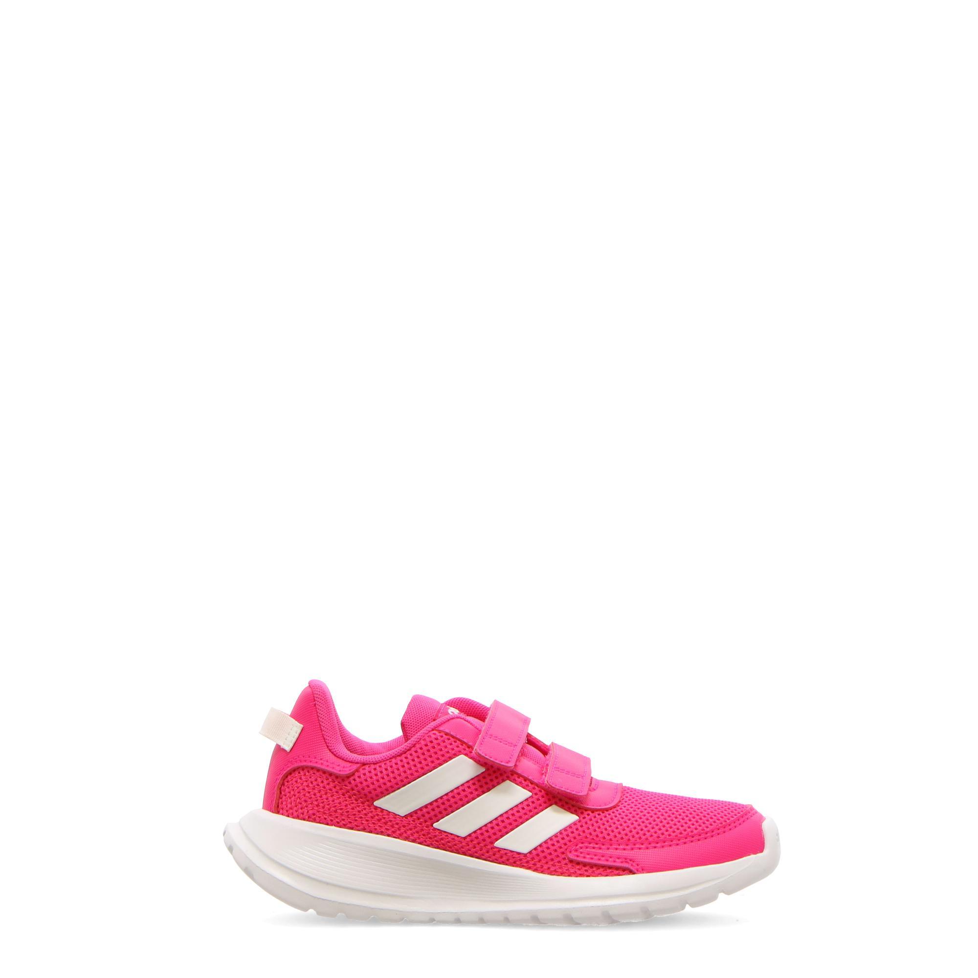 Adidas Tensaur Run C Shock pink white shock red