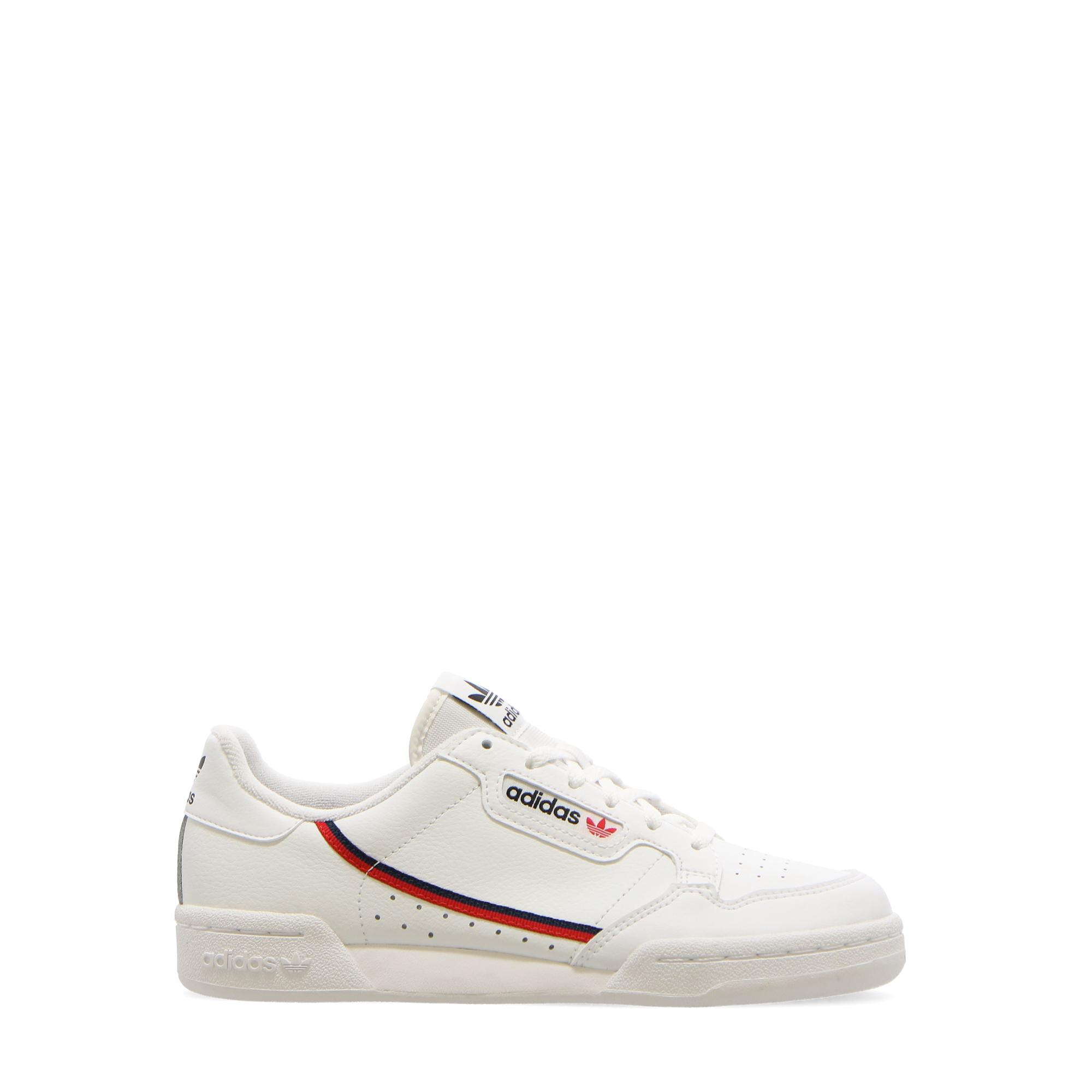 Adidas Continental 80 Cf C White white scarlet
