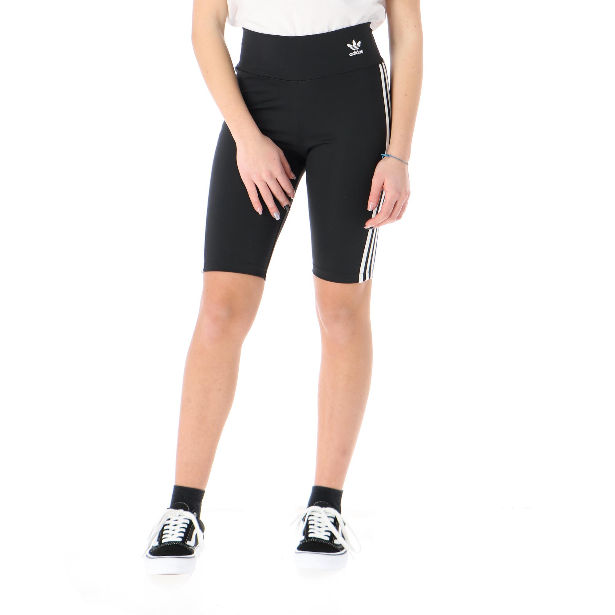 Adidas Short Tights Black white