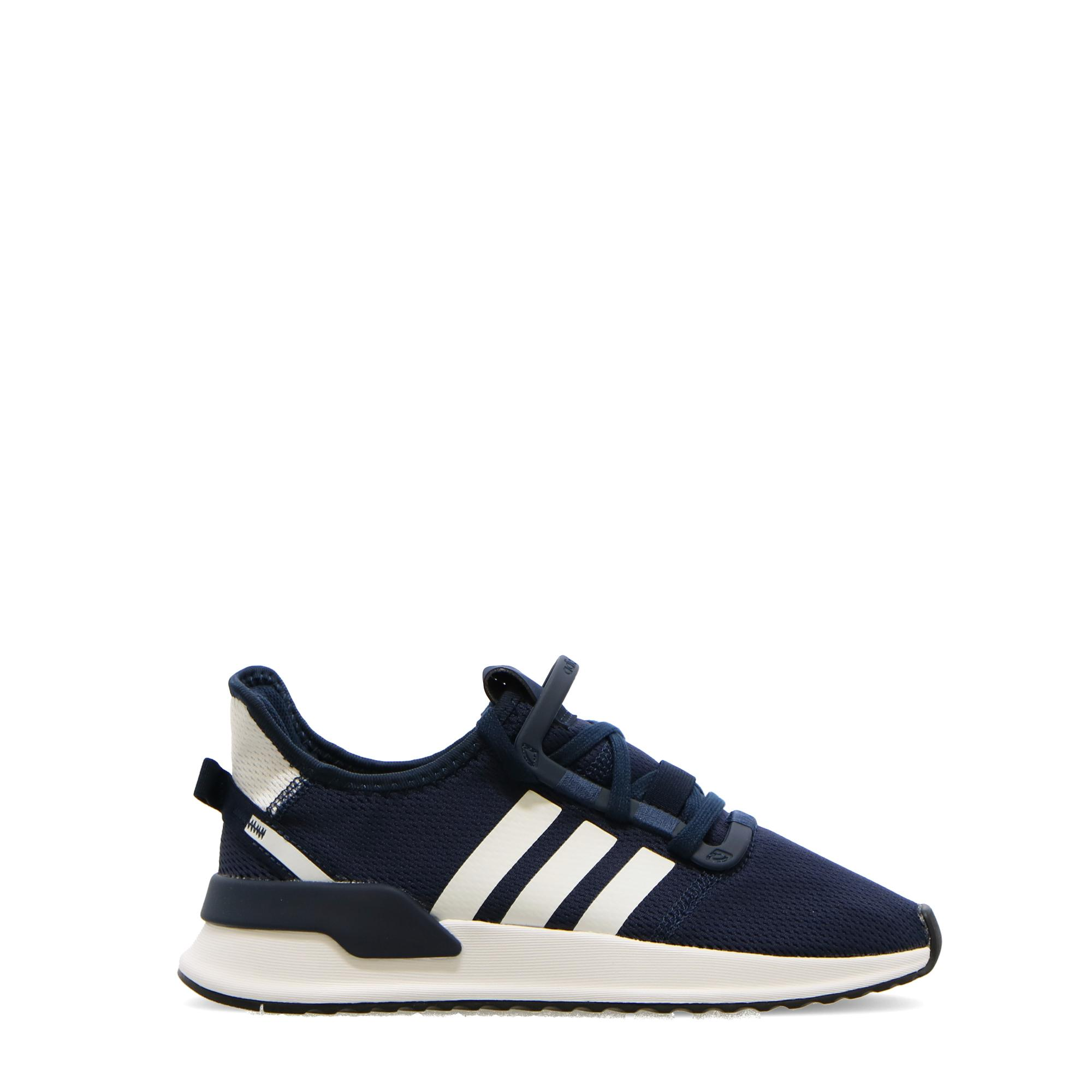 Adidas U_path Run J Collegiate navy white black