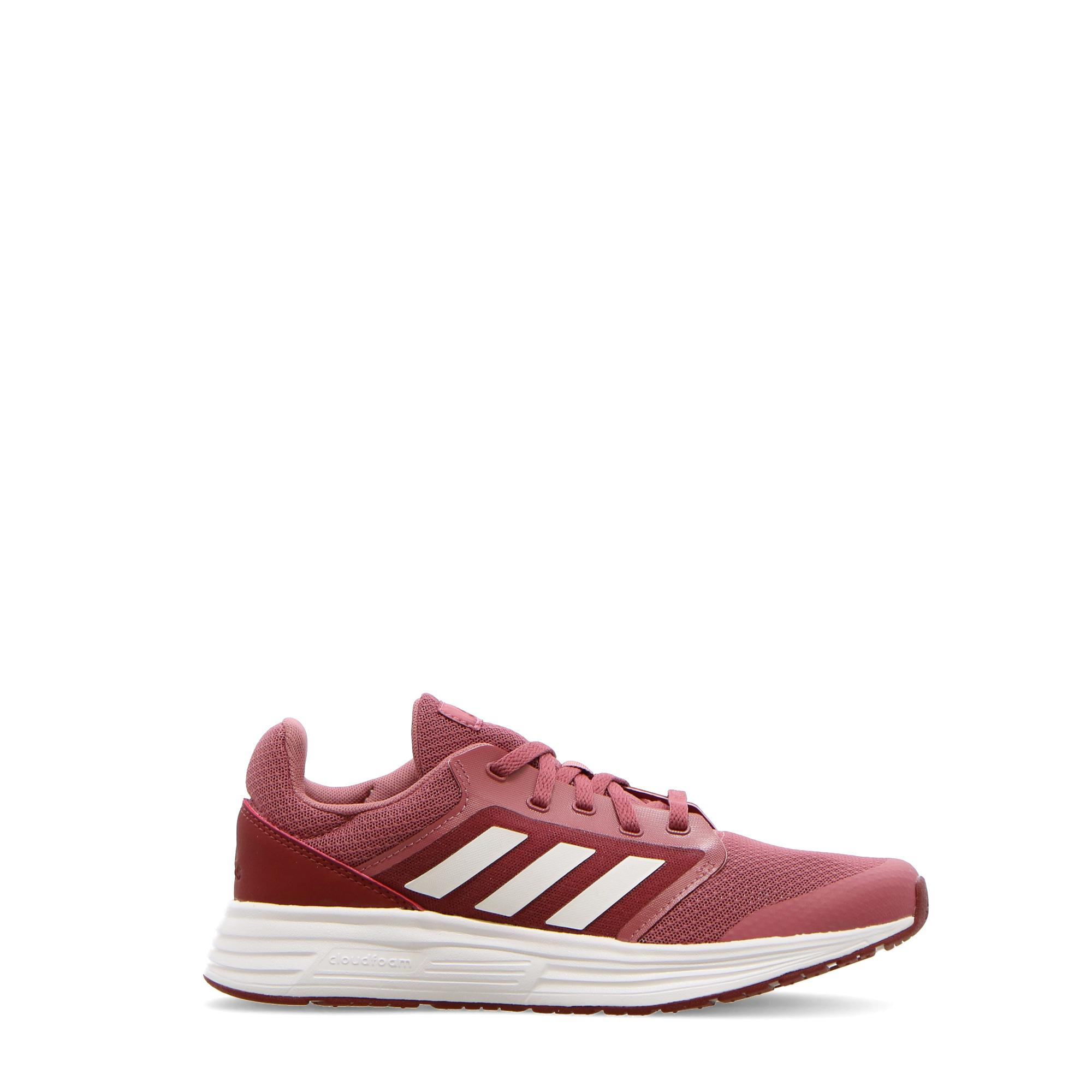 Adidas Galaxy 5 Trace maroon white legacy red