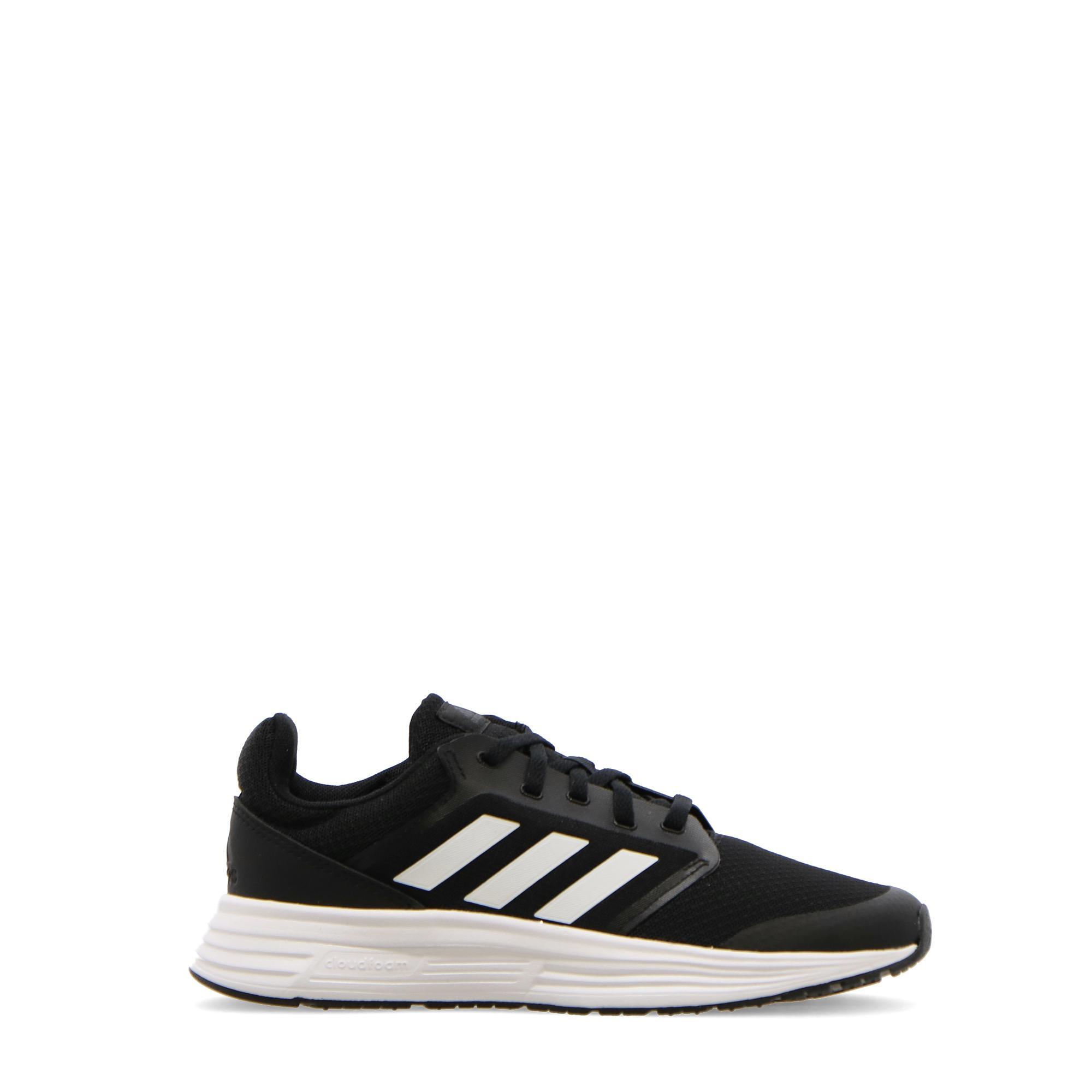 Adidas Galaxy 5 Black white grey SIX