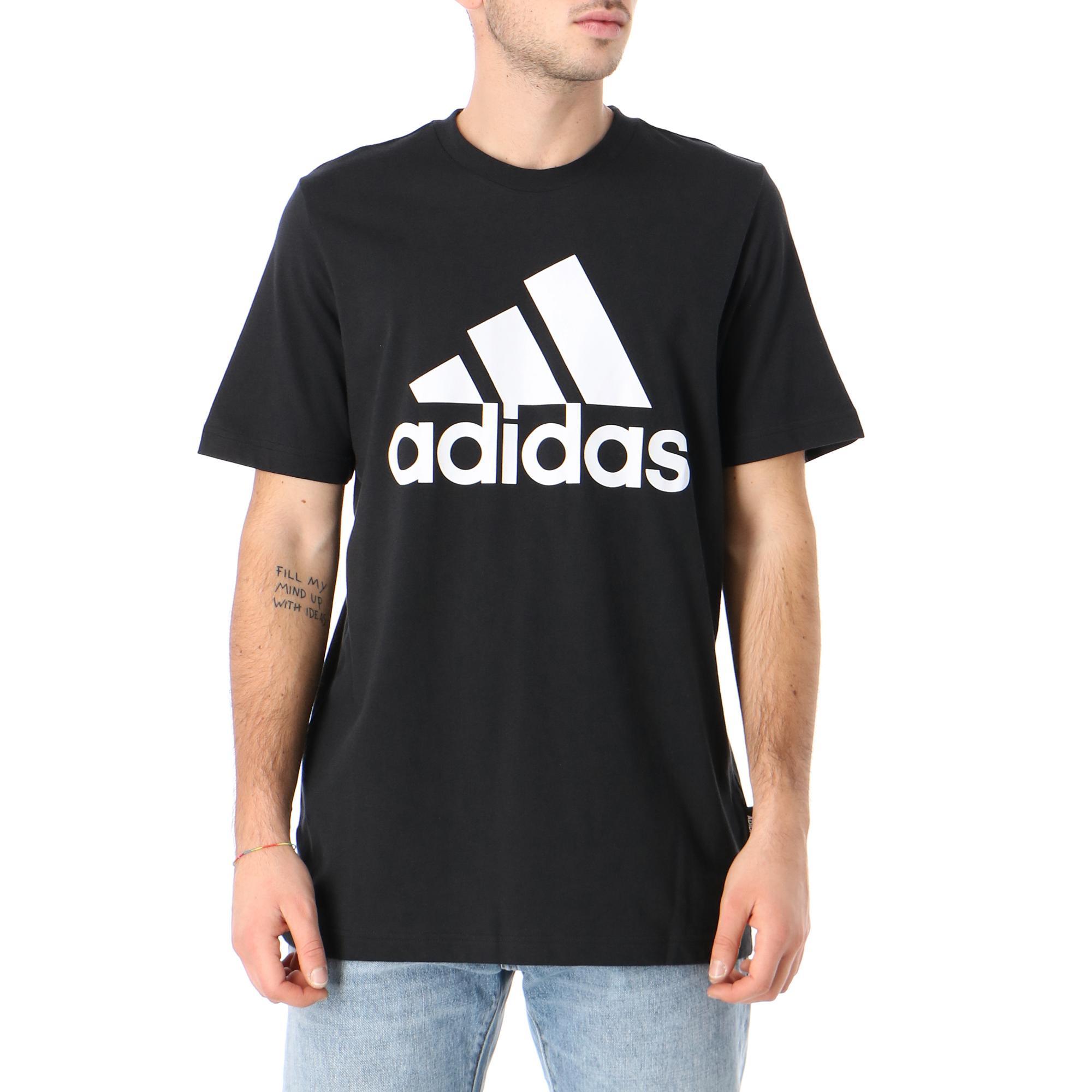 Adidas Mh Bos Tee Black