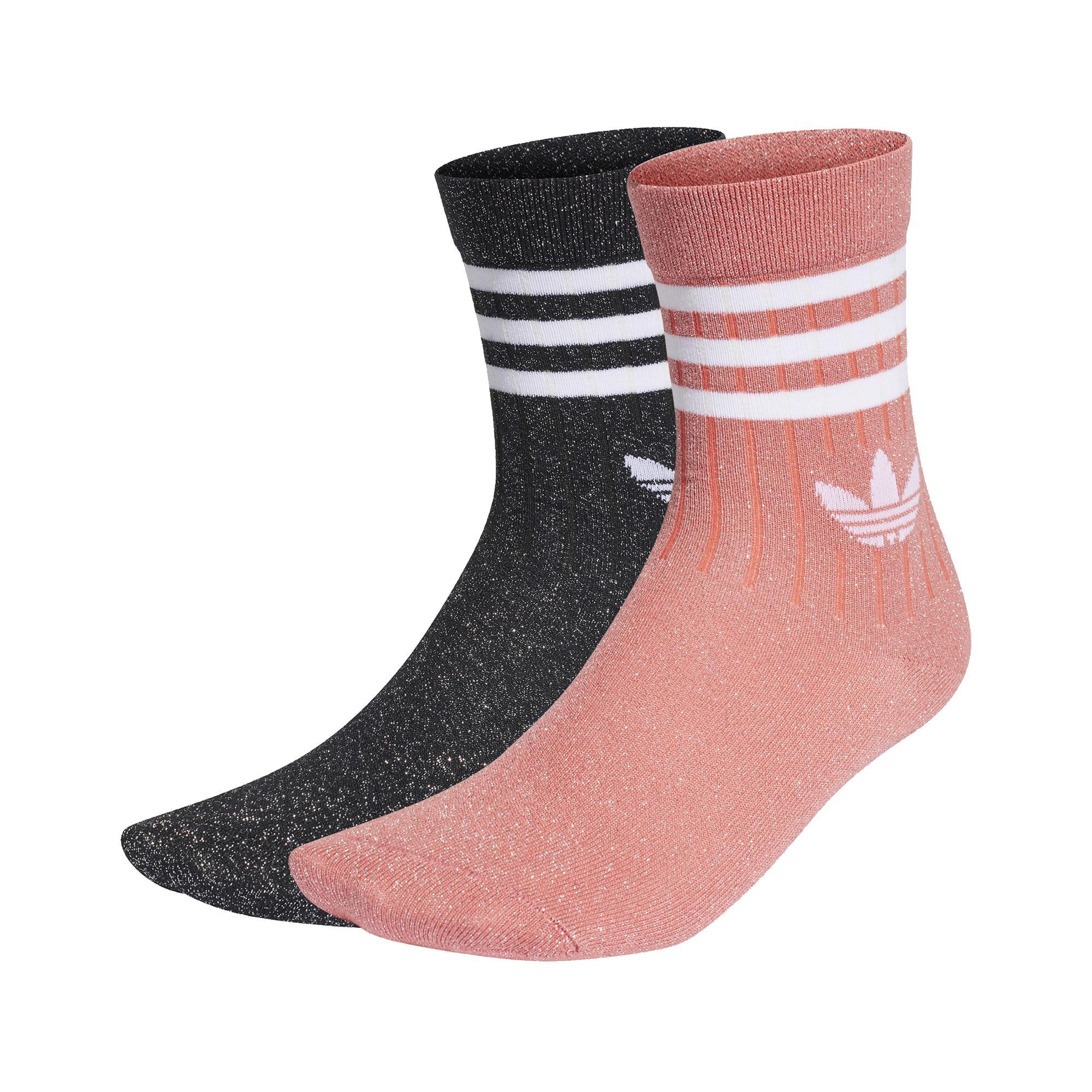 Adidas Mid Cut Full Gl Black semi flash red