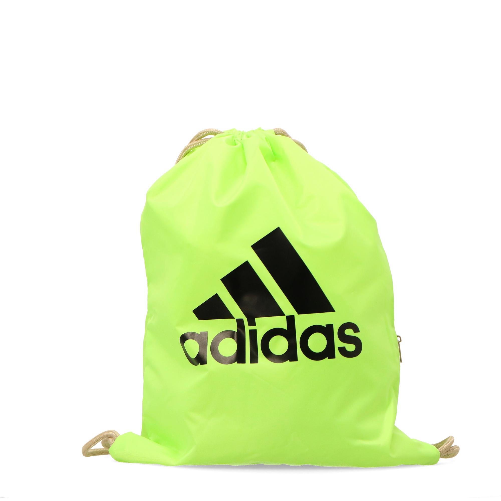 Adidas Gymsack Sp Signal green black savannah