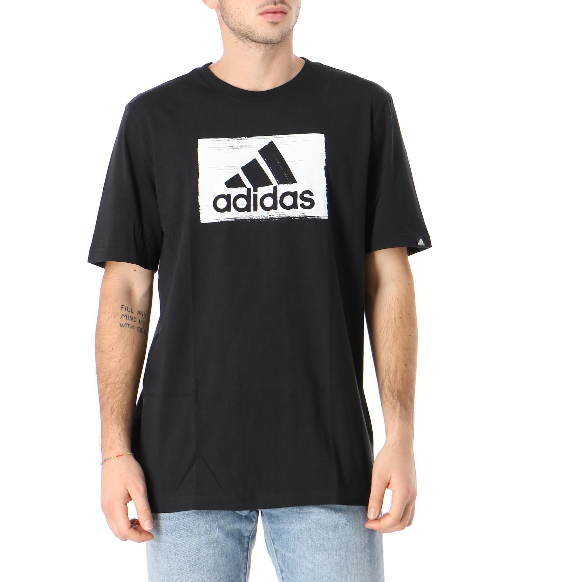 Adidas M Brshstrk T Black