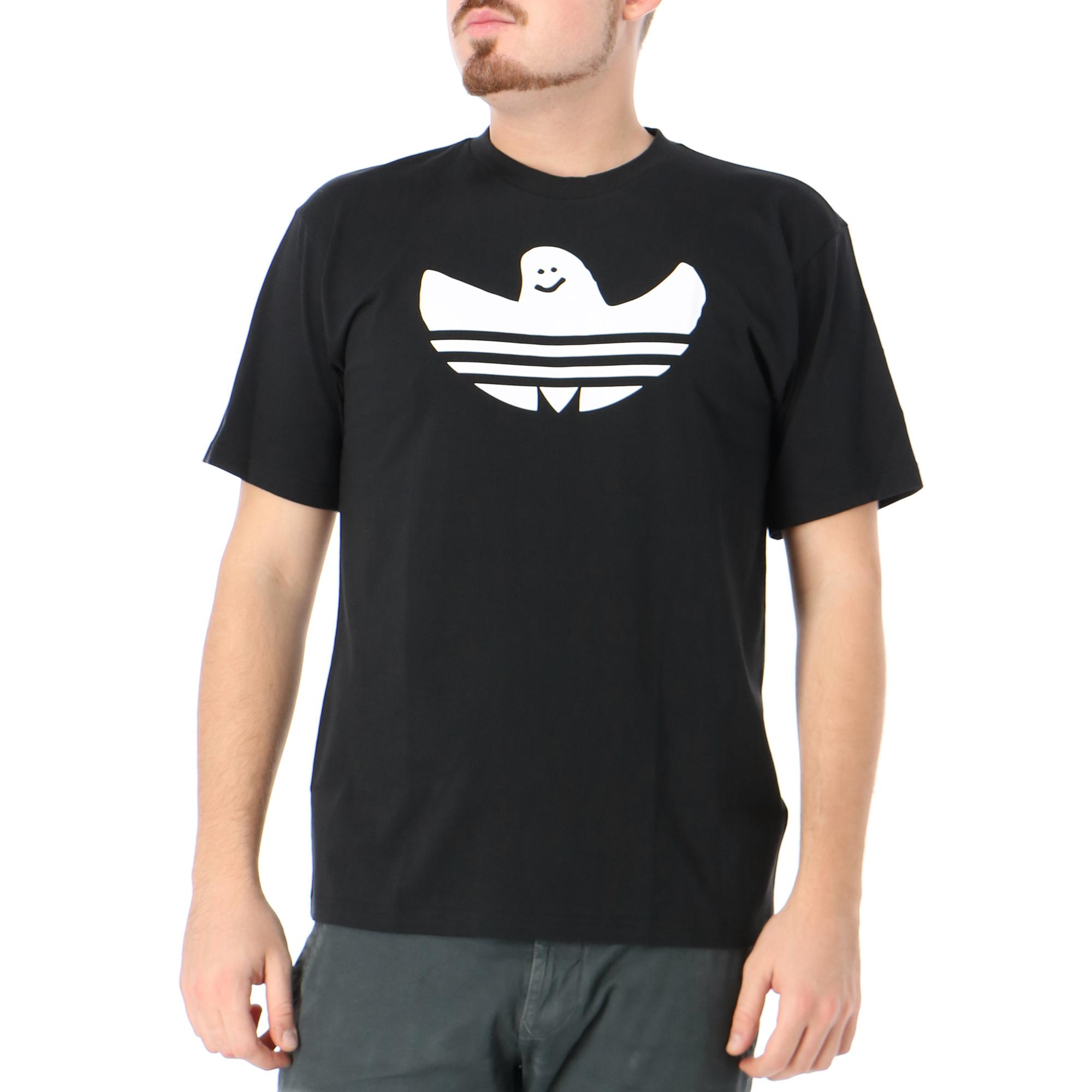 Adidas Ss G Shmoo Tee Black