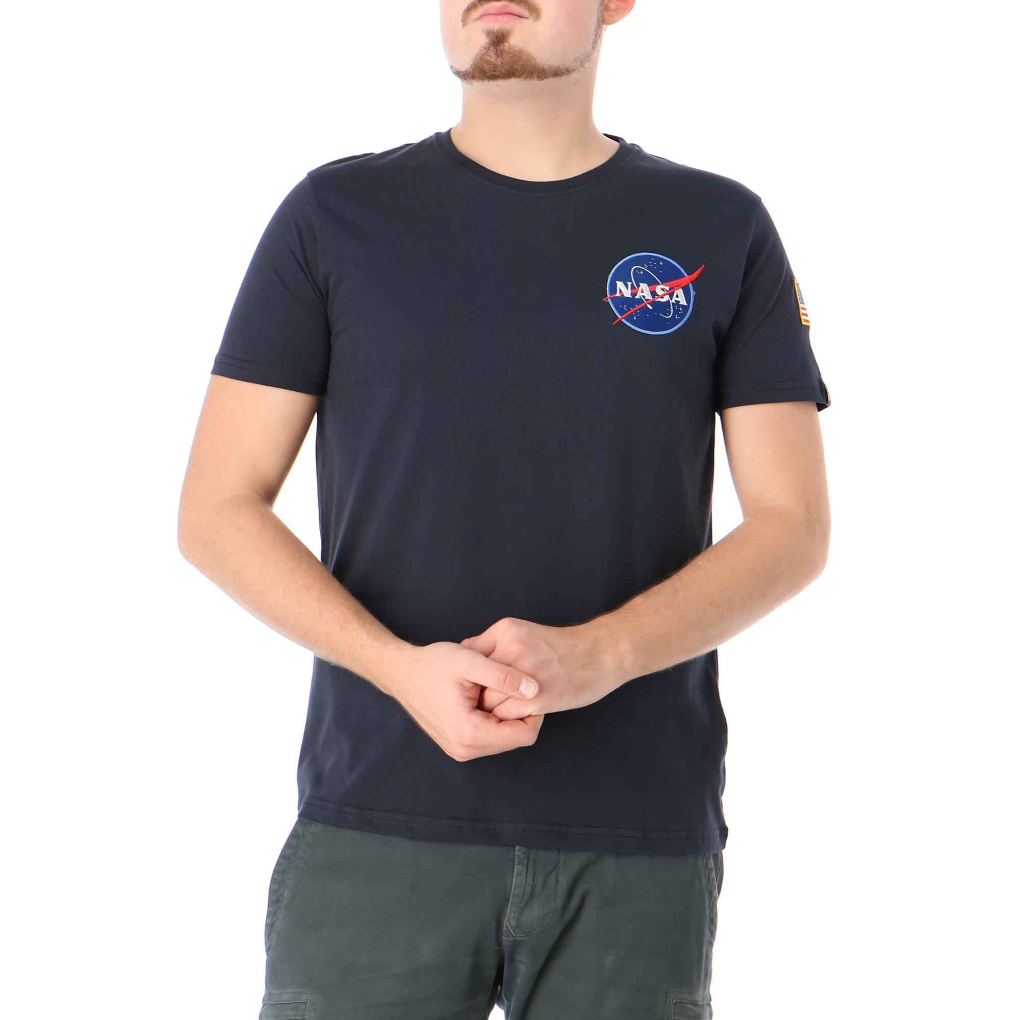 Alpha Industries Space Shuttle T Rep blue