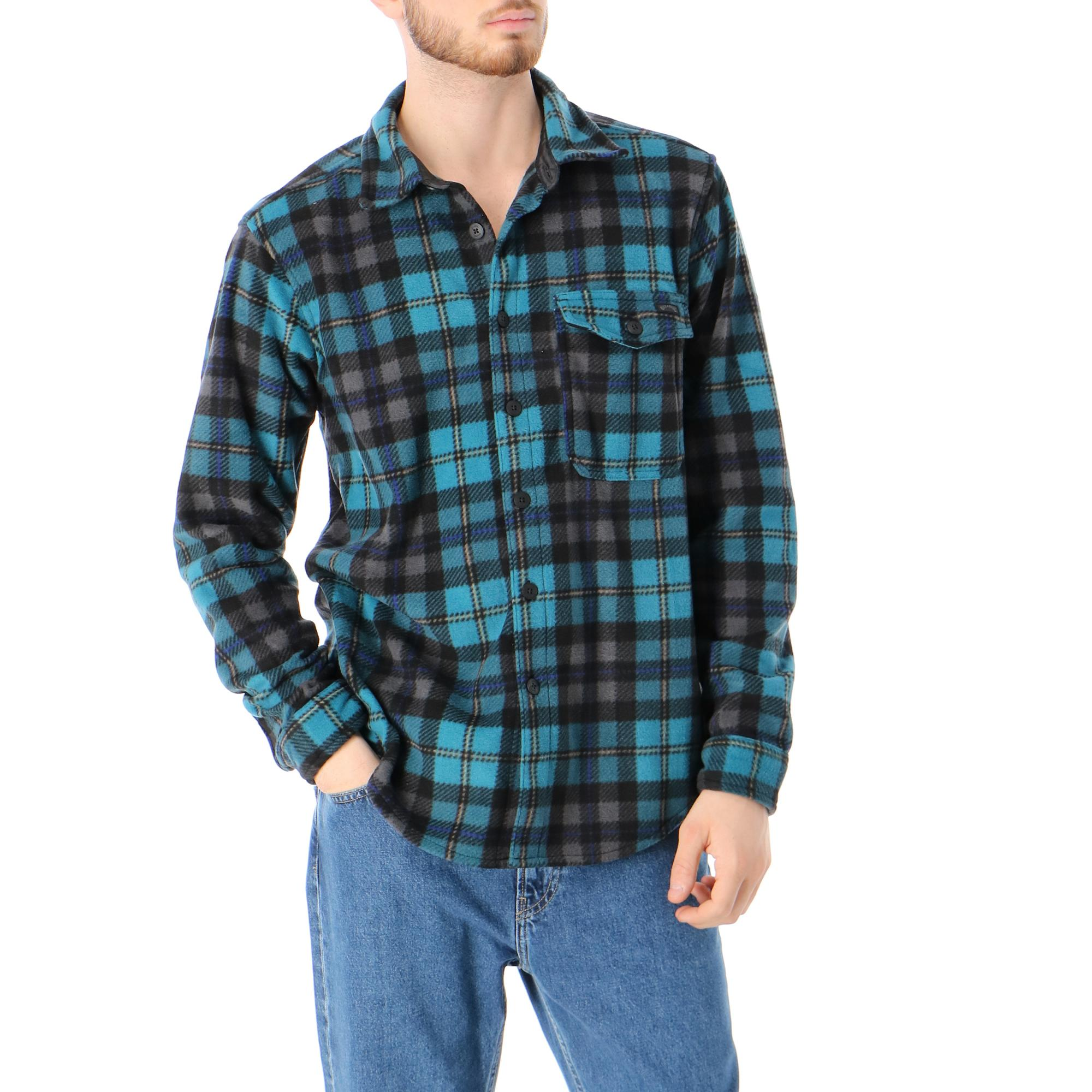 Billabong Furnace Flannel Pacific