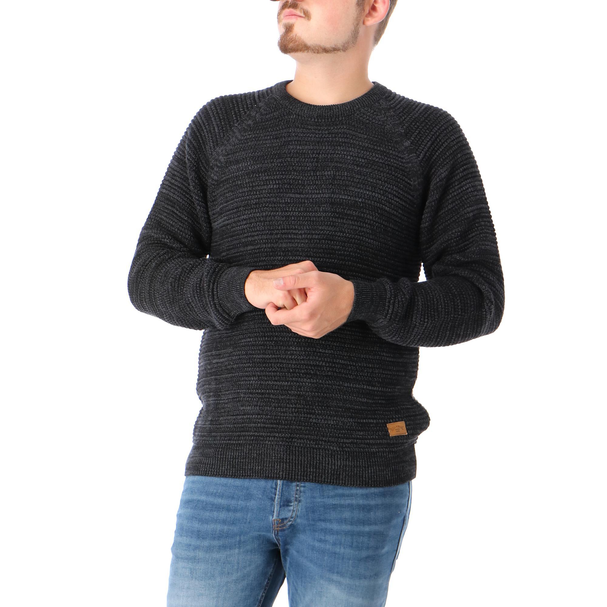 Billabong Broke Sweater Dark grey heather