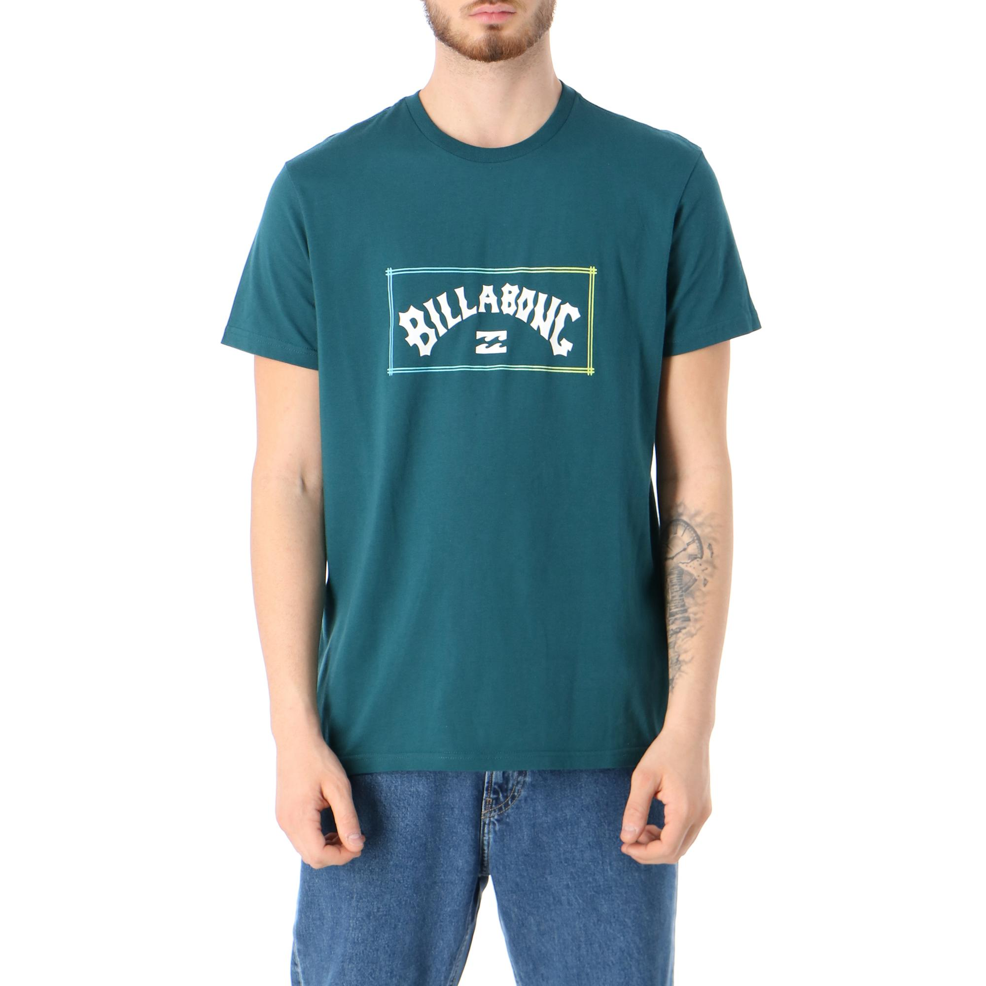 Billabong Arch Ss Deep teal