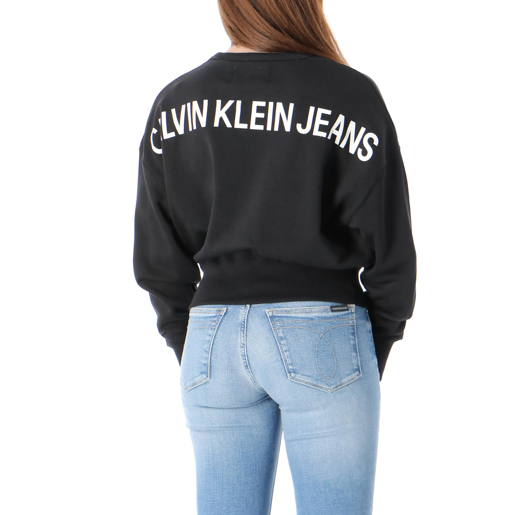 Calvin Klein Institutional Back Logo Cn CK BLACK