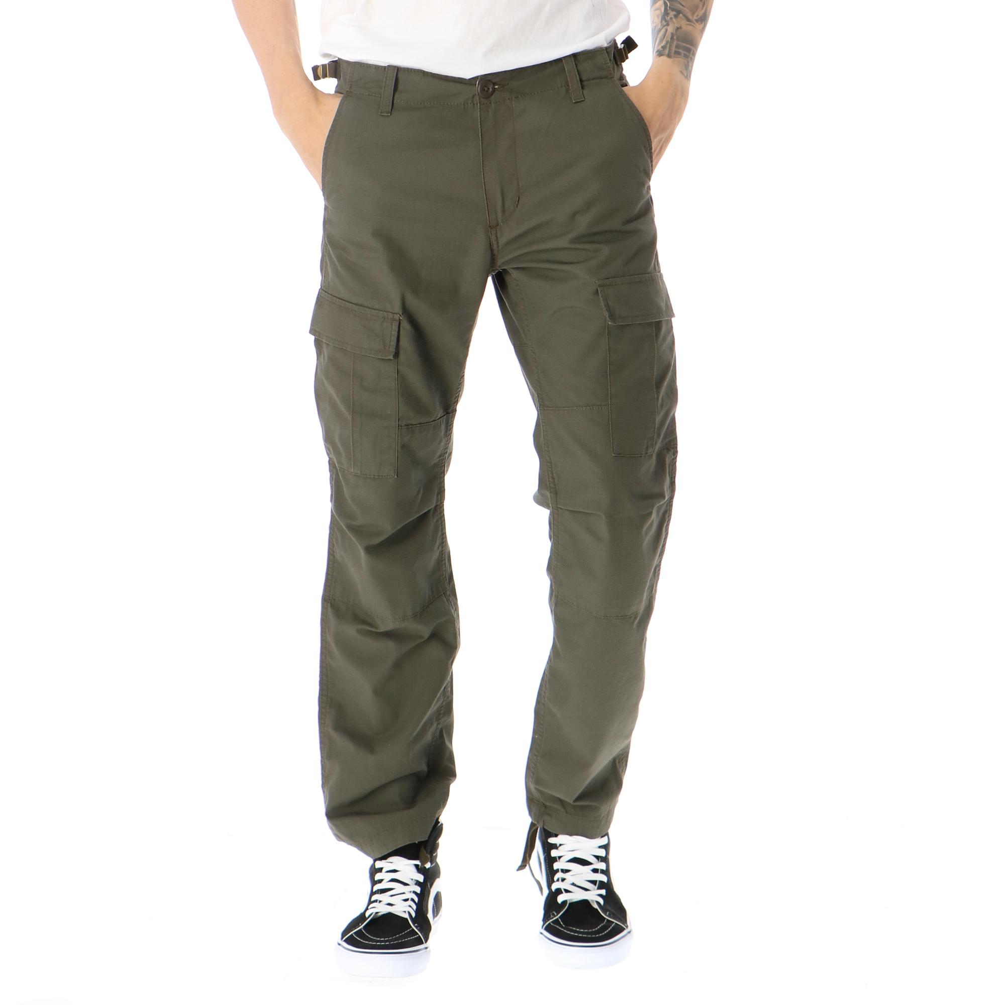 Carhartt Aviation Pant Cypress rinsed