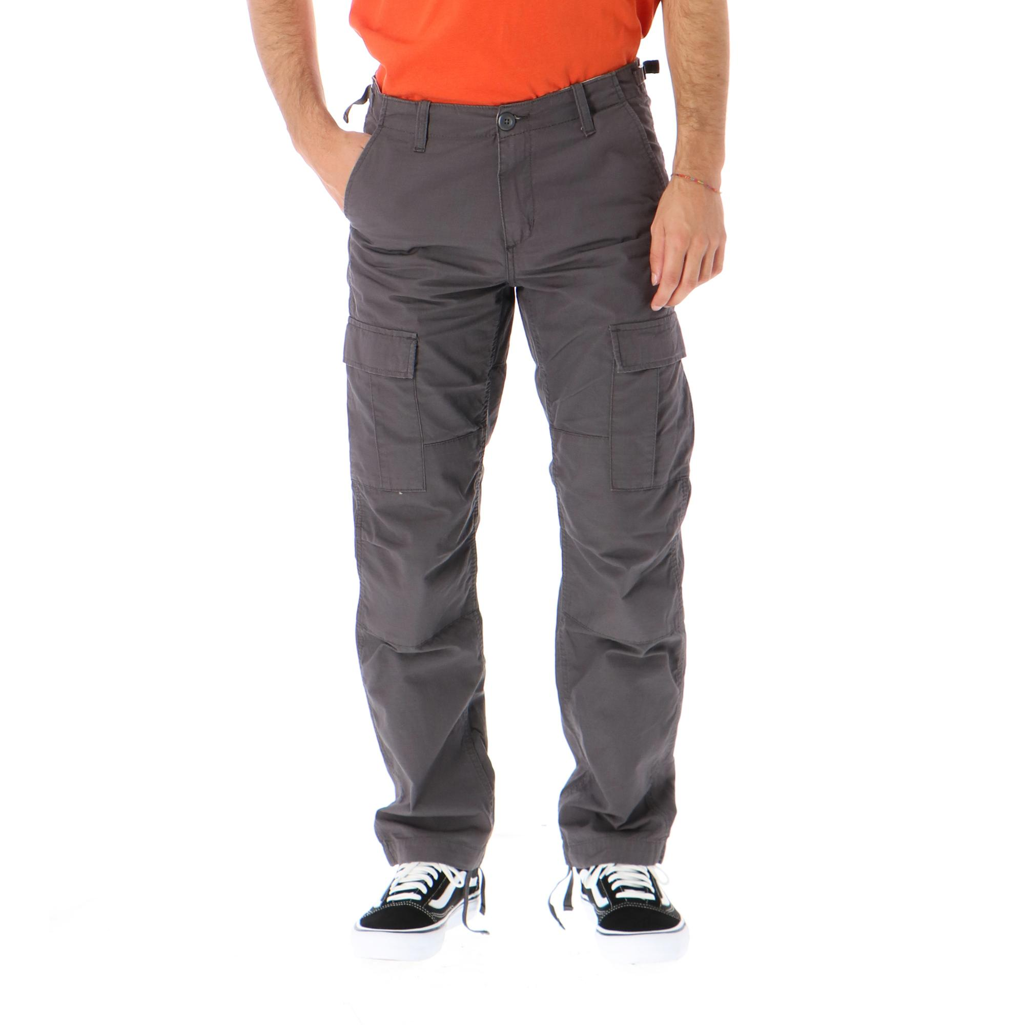 Carhartt Aviation Pant BLACKSMITH RINSED