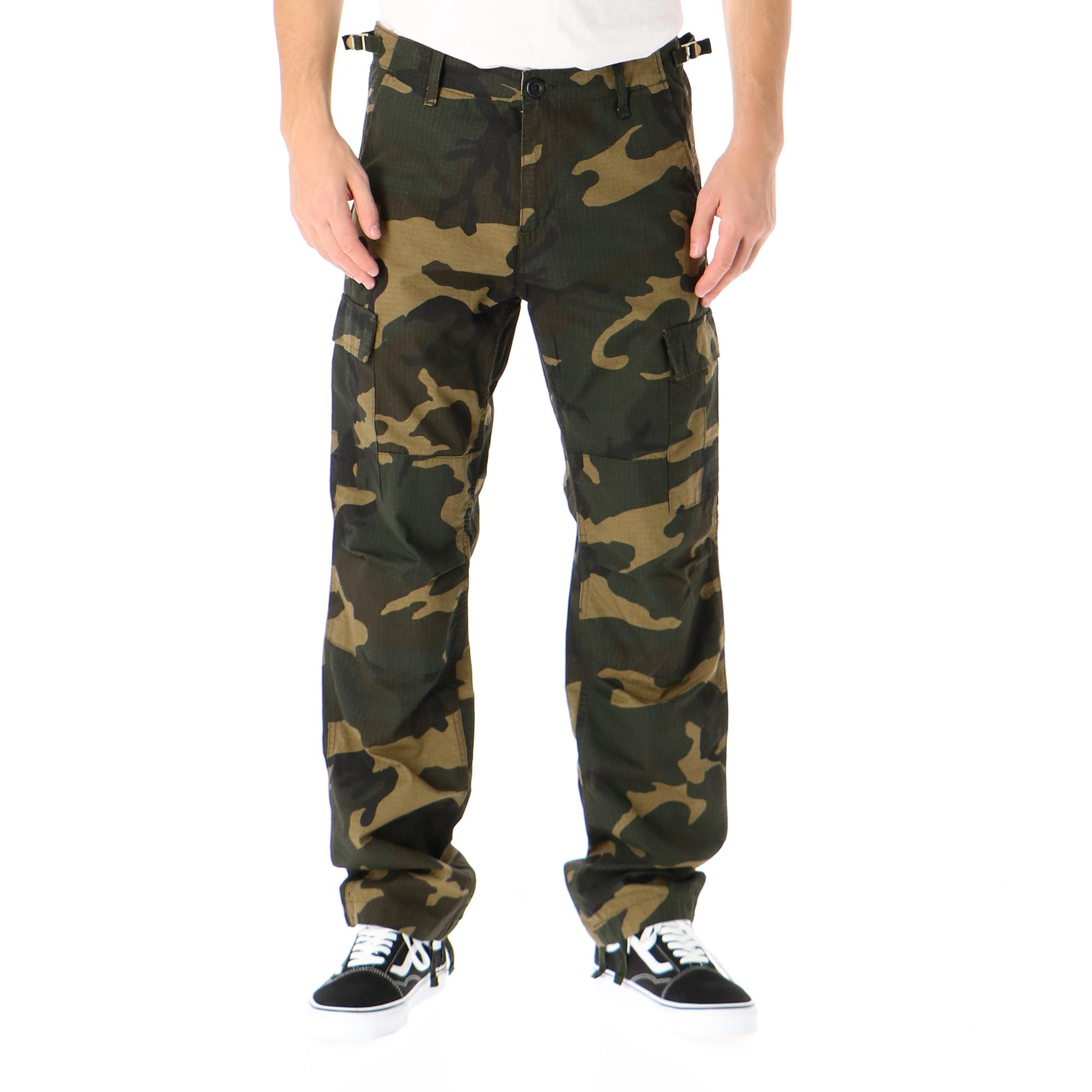 Carhartt Aviation Pant Camo laurel