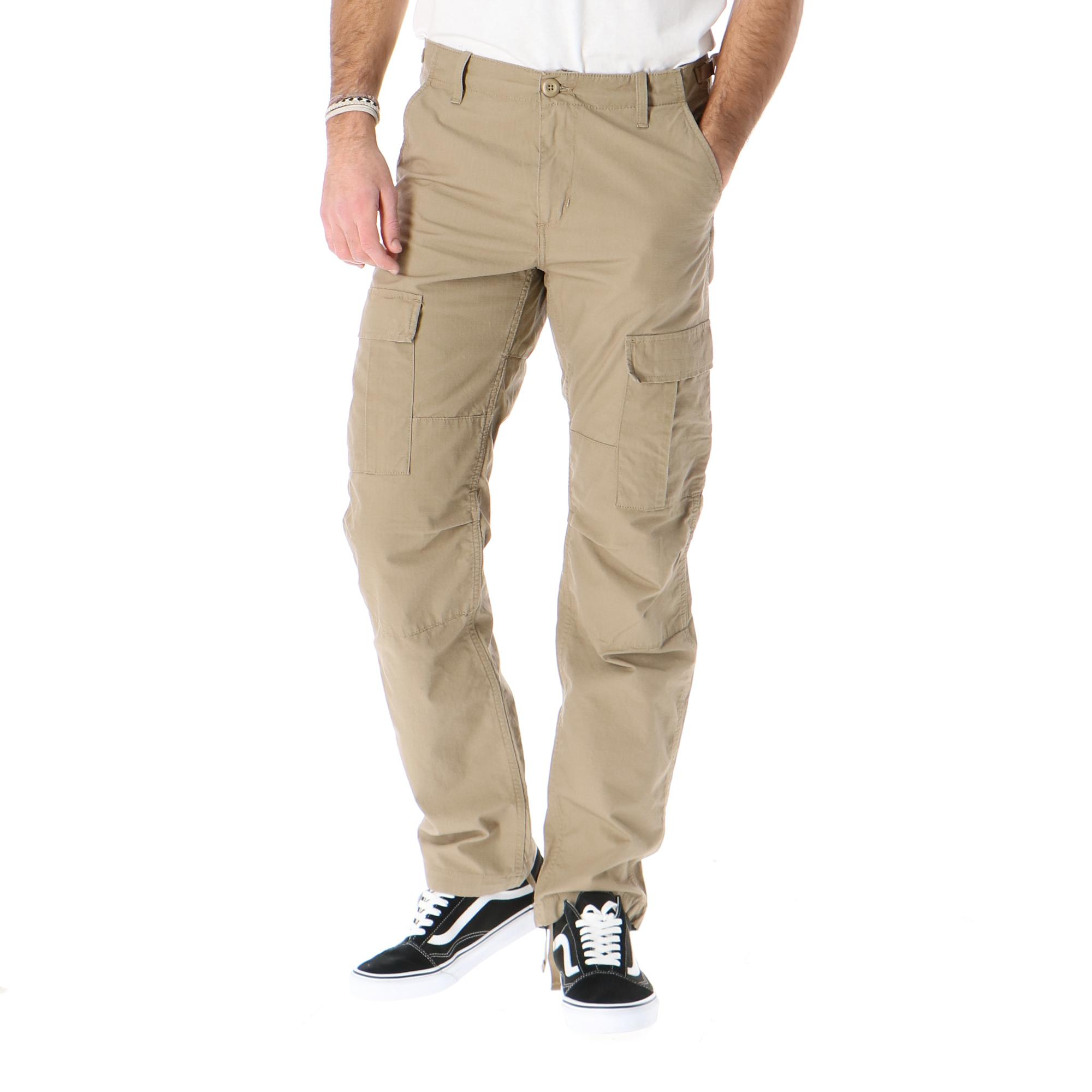 Carhartt Aviation Pant LEATHER RINSED