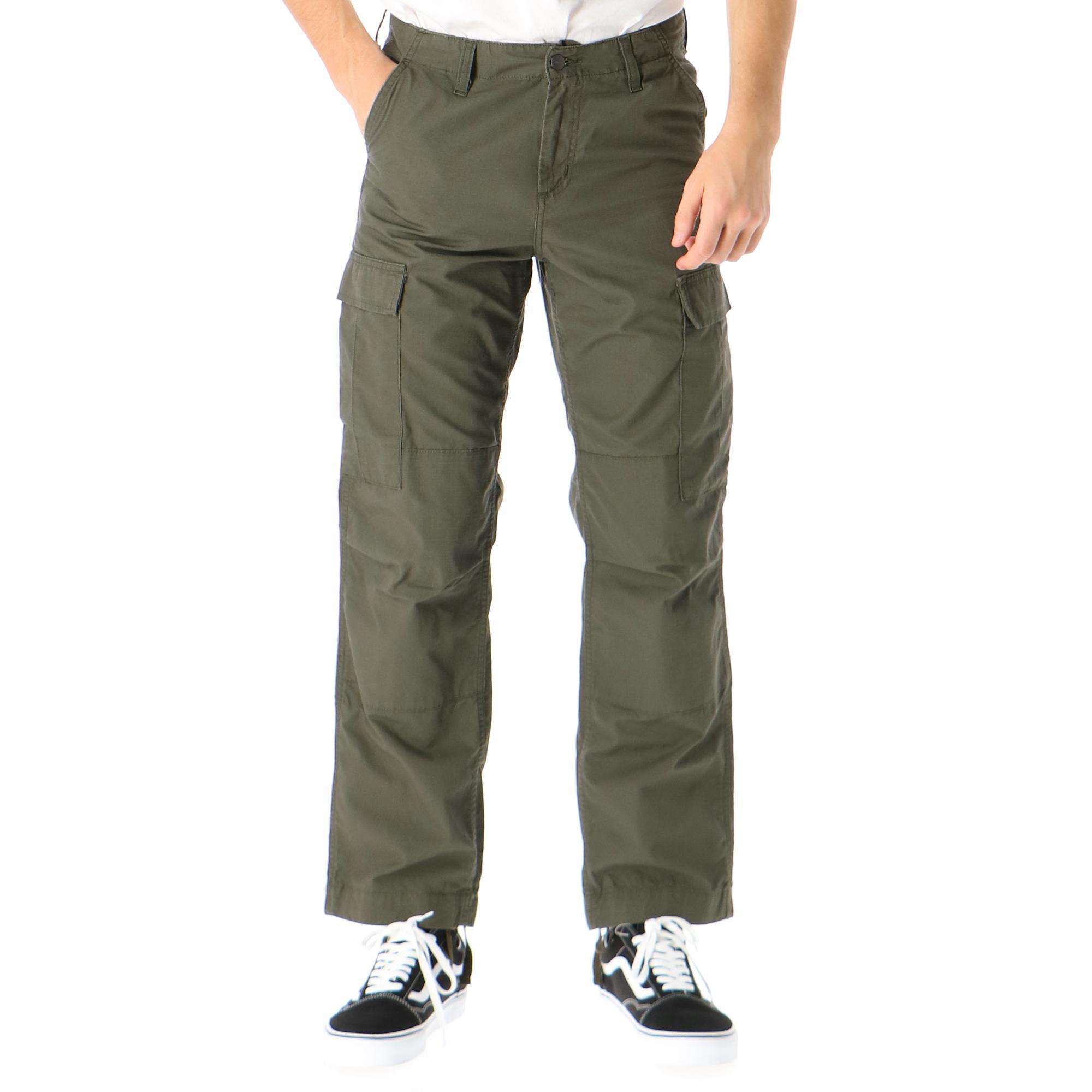 Carhartt Regular Cargo Pant Cypress rinsed