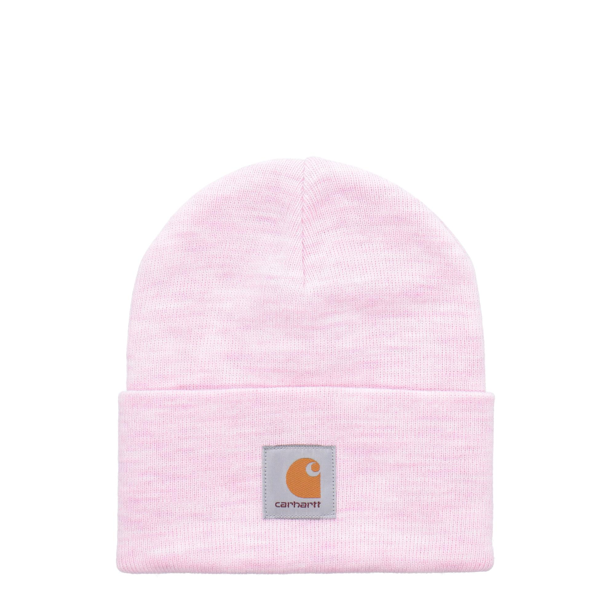 Carhartt Acrylic Watch Hat Frosted pink heather