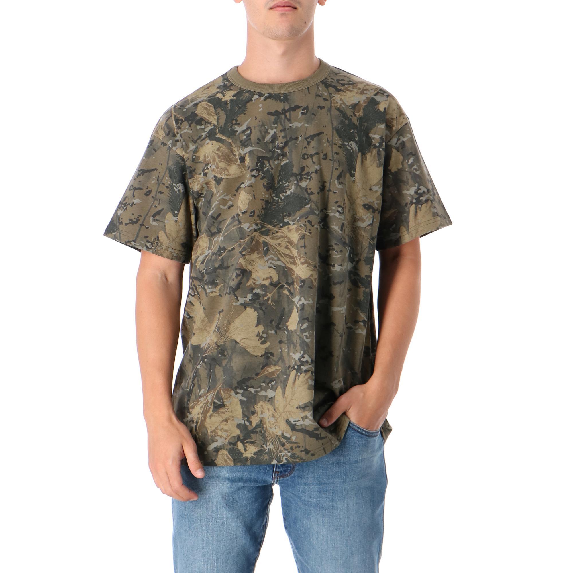 Carhartt S/s Military T-shirt Camo combi