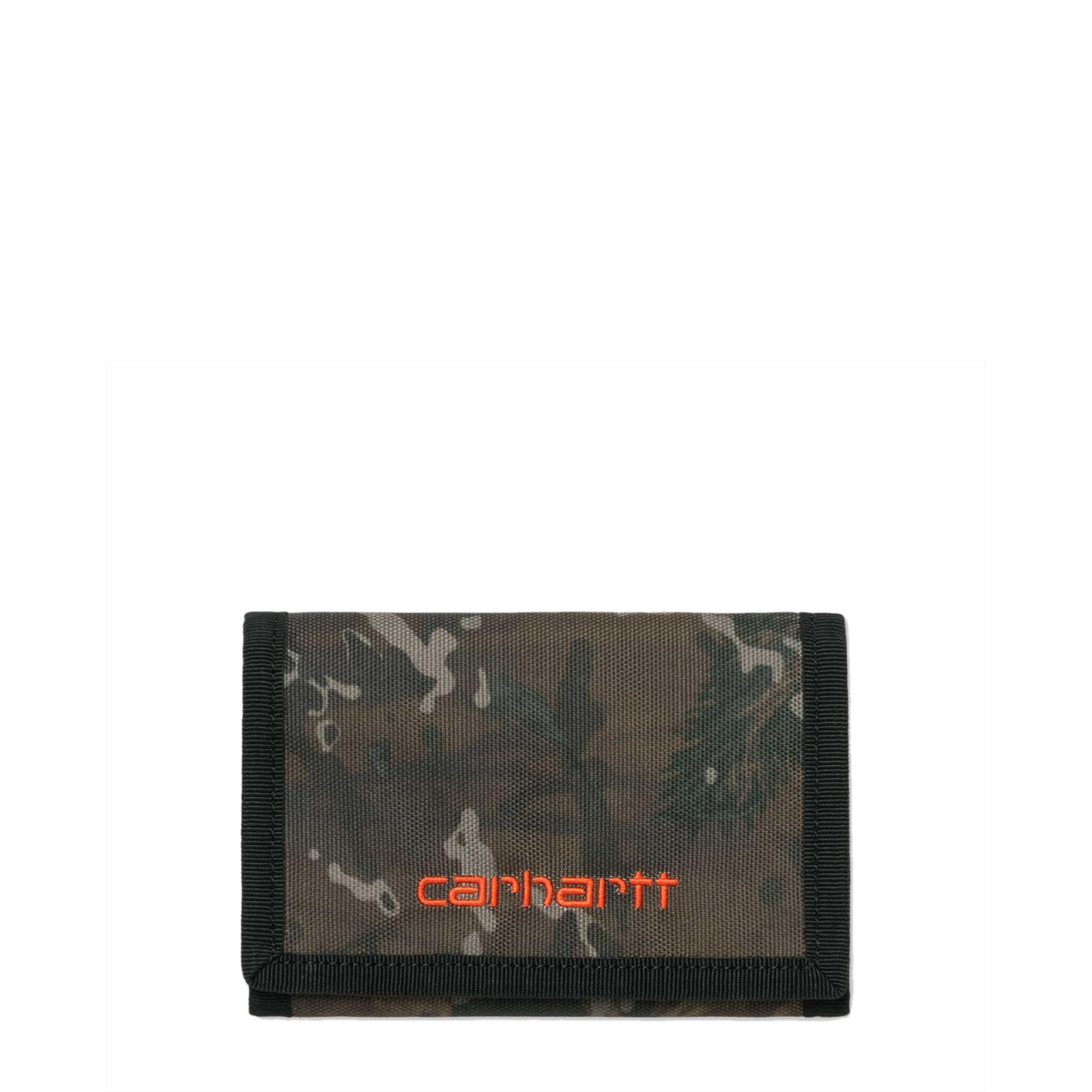 Carhartt Payton Wallet Camo combi safety orange