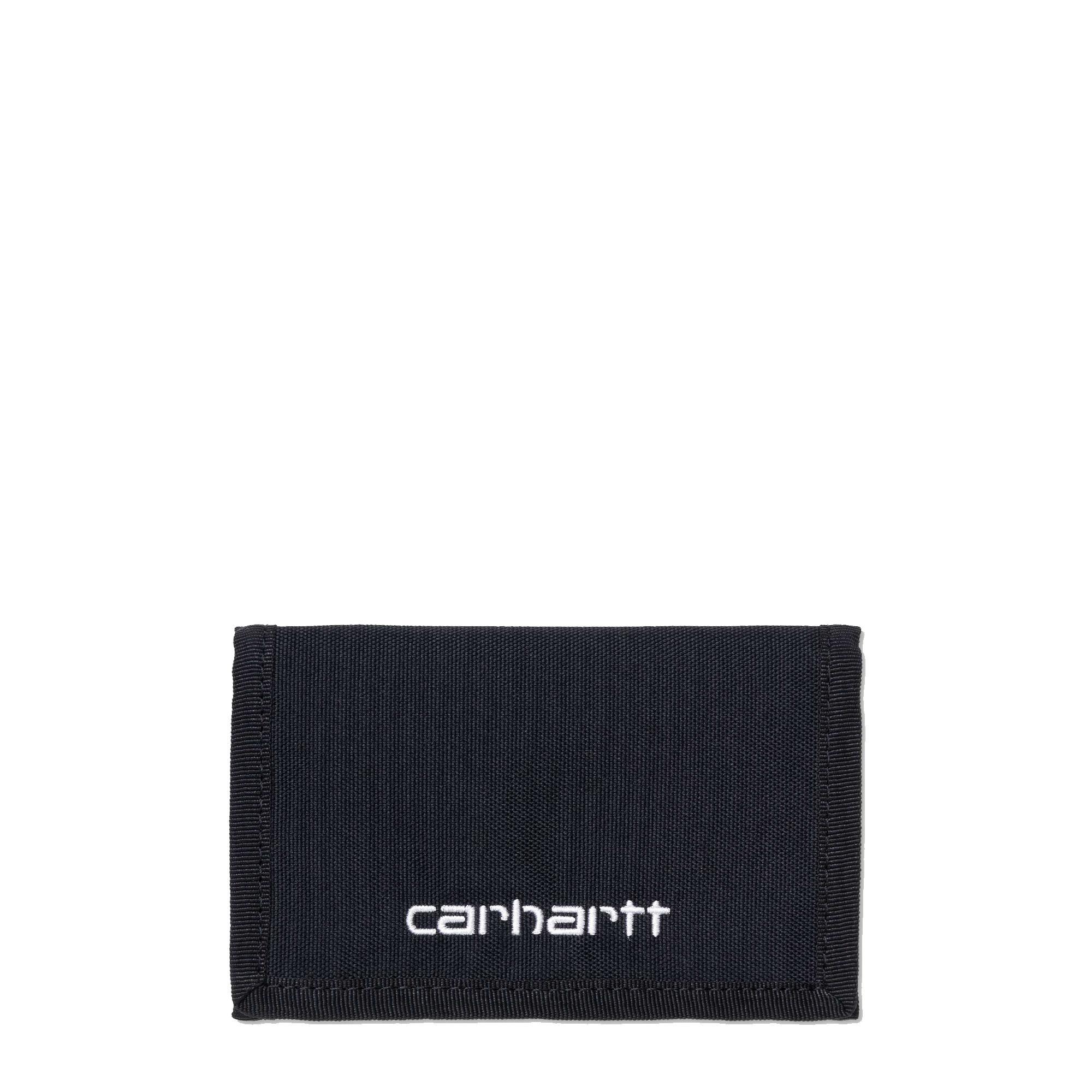 Carhartt Payton Wallet Black white