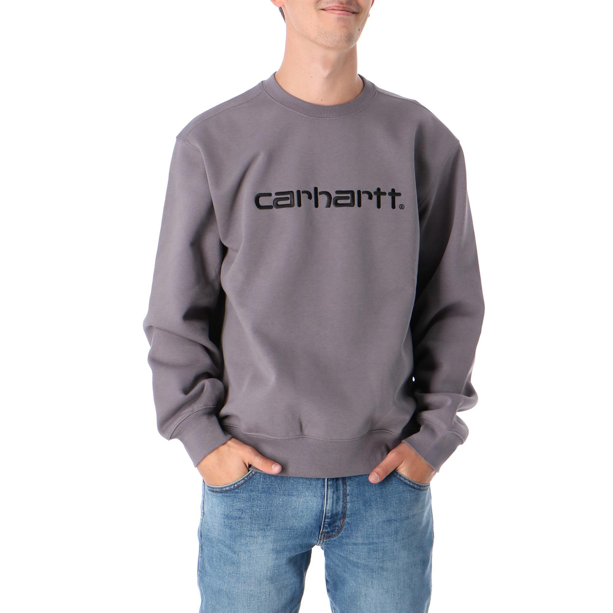 Carhartt Sweatshirt Husky black