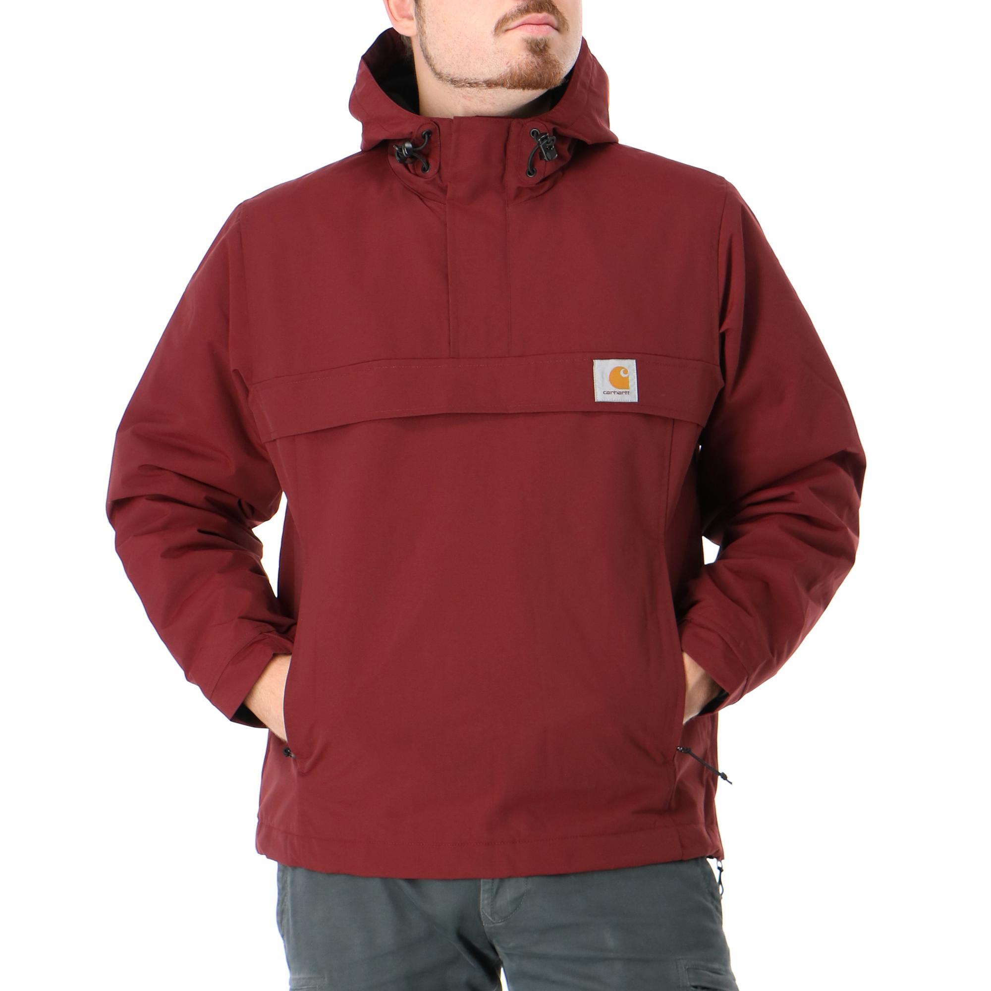 Carhartt Nimbus Pullover BORDEAUX